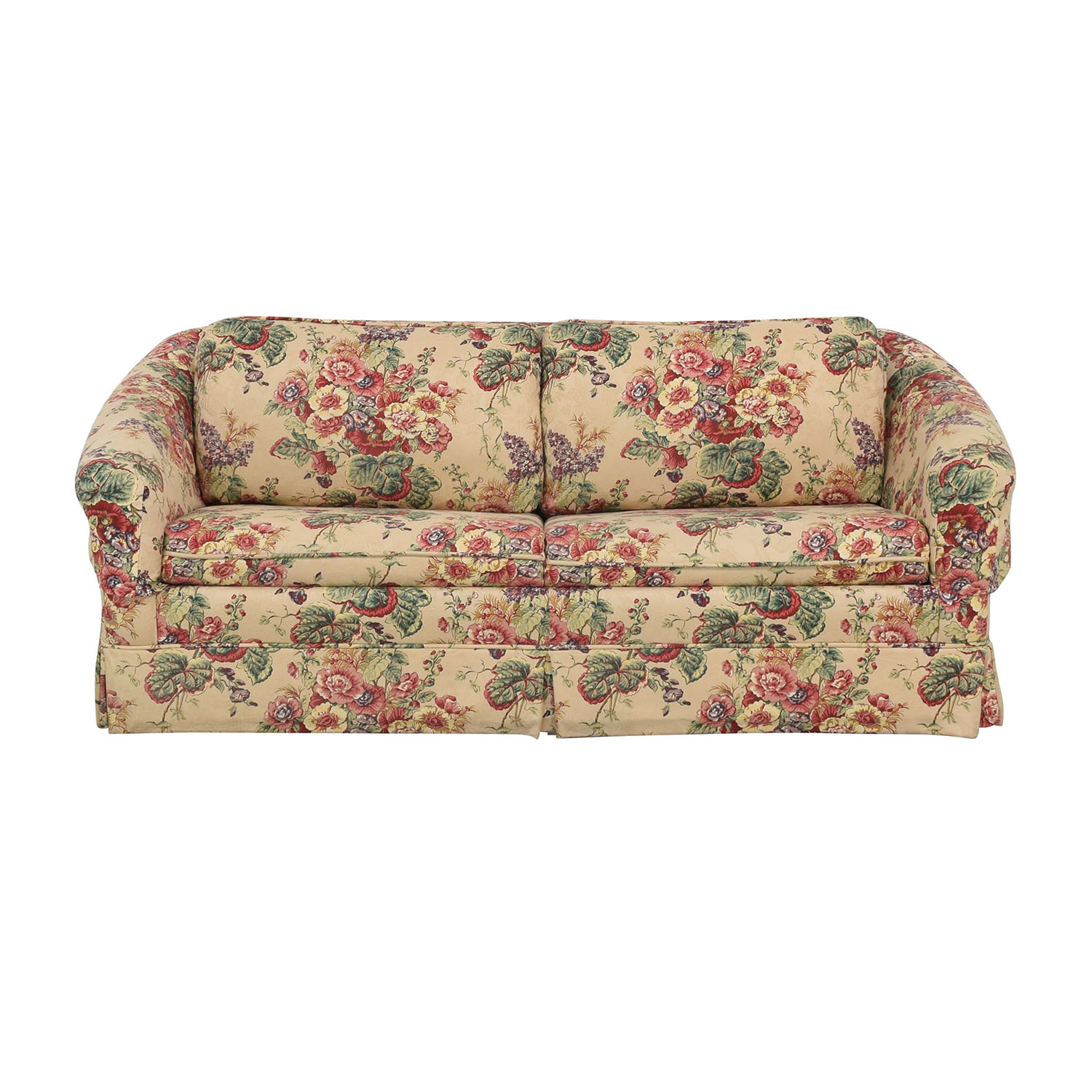 Castro Convertibles Castro Convertibles Full Floral Sofa Bed on sale