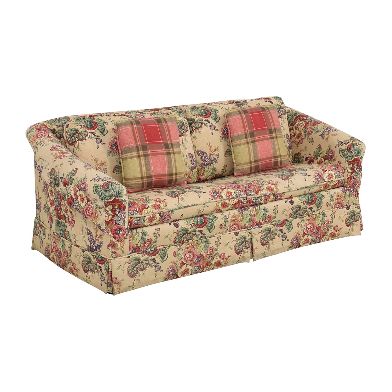 Castro Convertibles Castro Convertibles Full Floral Sofa Bed nyc