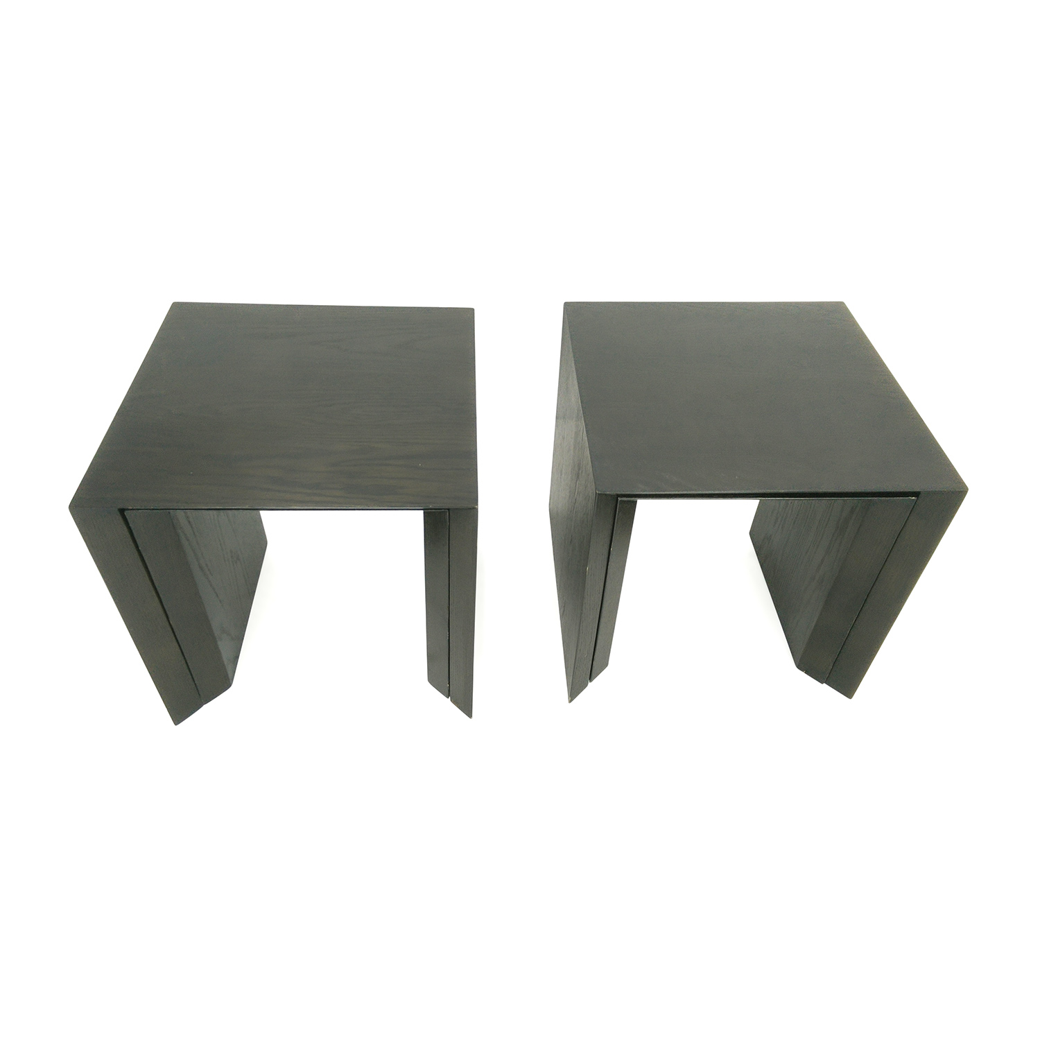 shop Pair of Nested Side Tables
