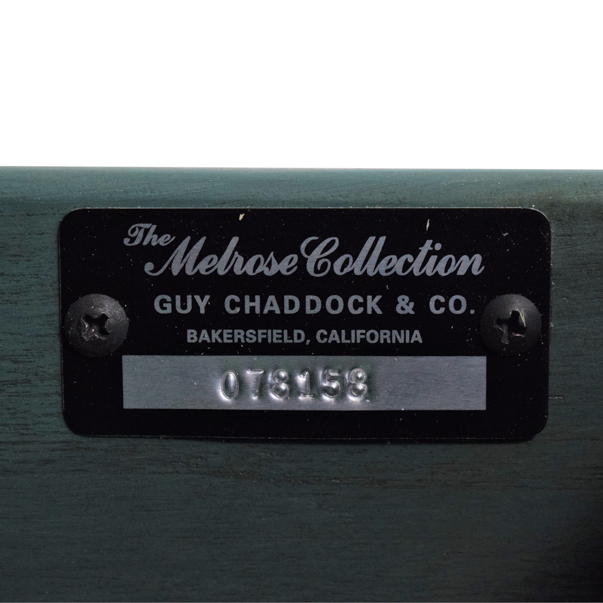 Guy Chaddock & Co. Guy Chaddock and Company Melrose Media Cabinet dimensions