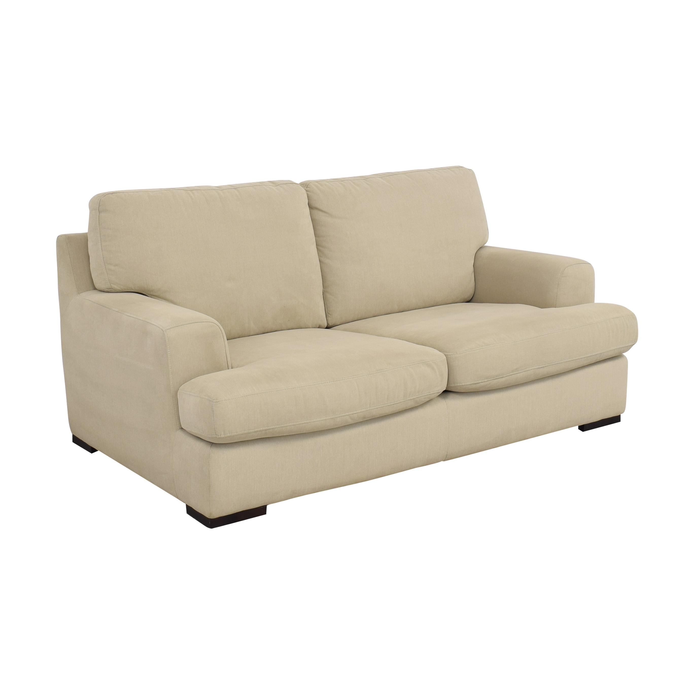 Stone & Beam Stone & Beam Lauren Down-Filled Oversized Sofa discount