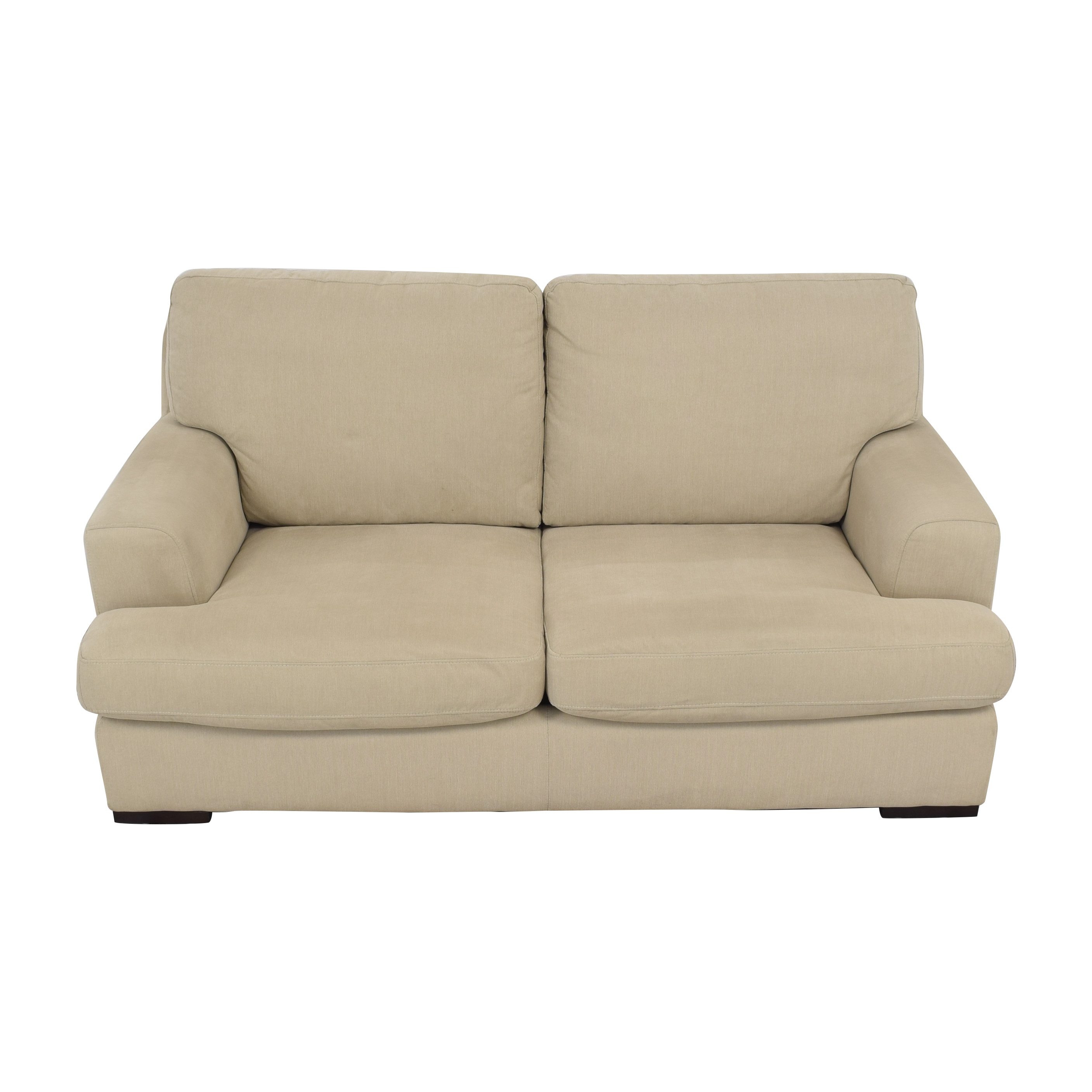 Stone & Beam Stone & Beam Lauren Down-Filled Oversized Sofa Sofas