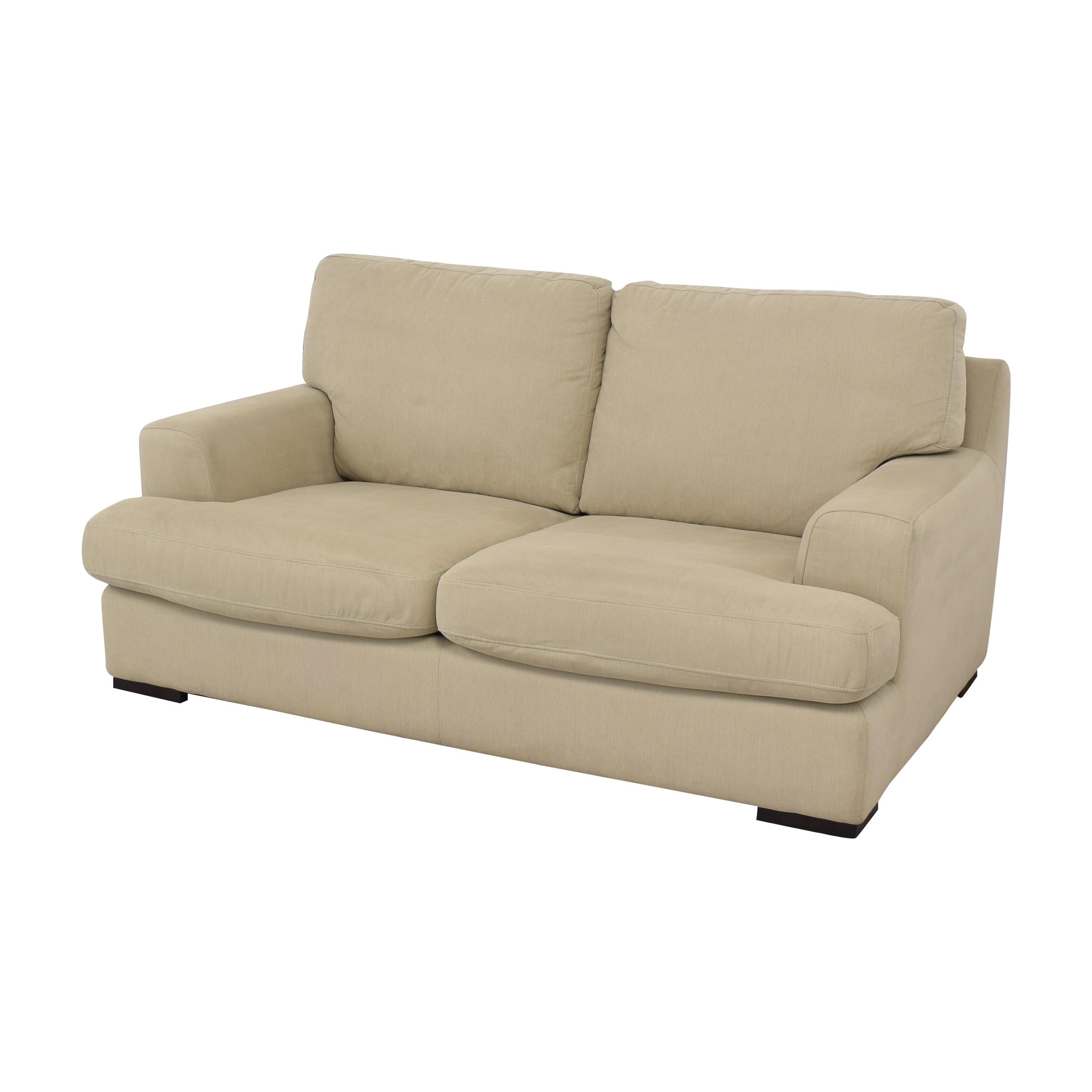 Stone & Beam Stone & Beam Lauren Down-Filled Oversized Sofa used