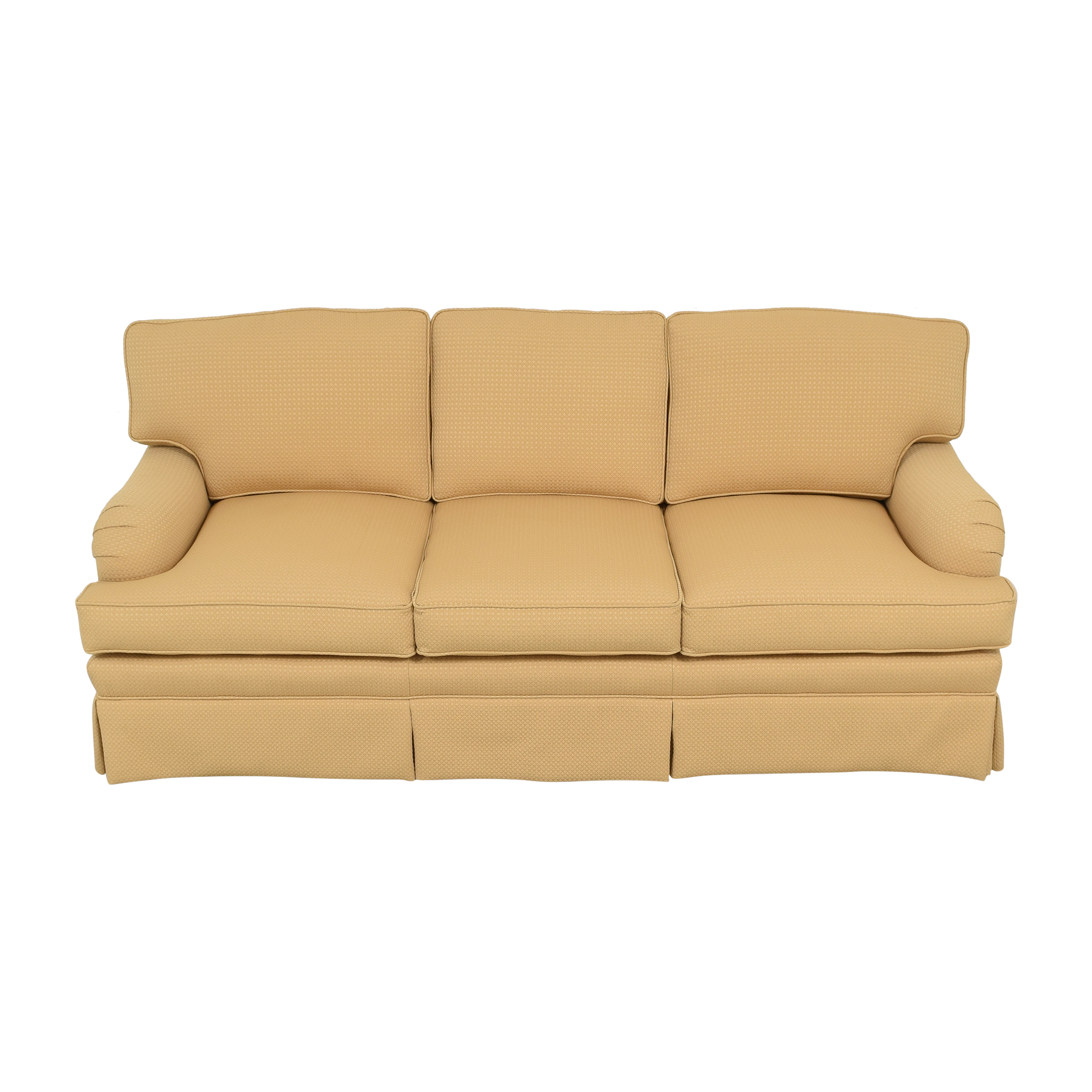 Century Furniture Century Furniture Elegance Sofa tan