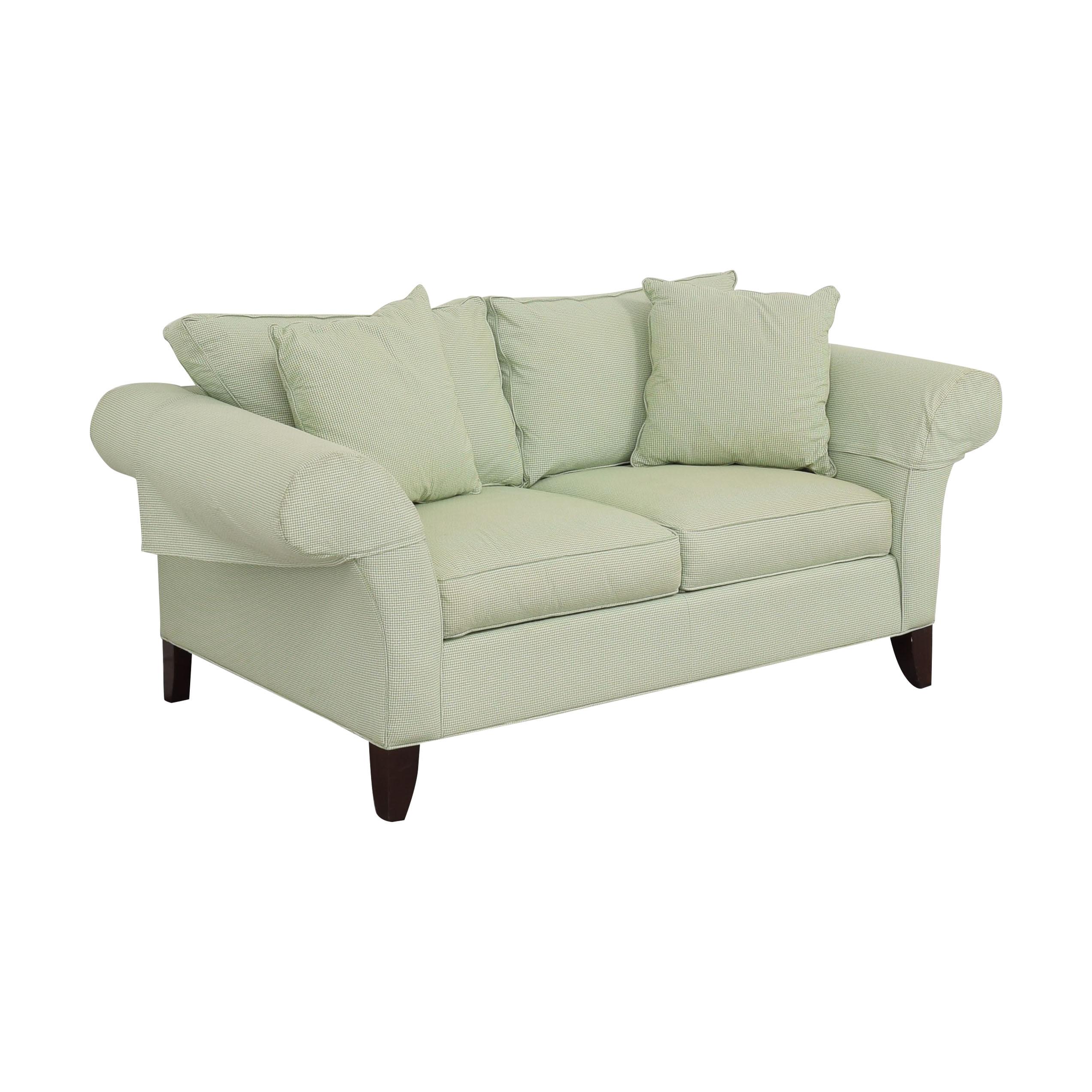 Ethan Allen Ethan Allen Two Cushion Loveseat price