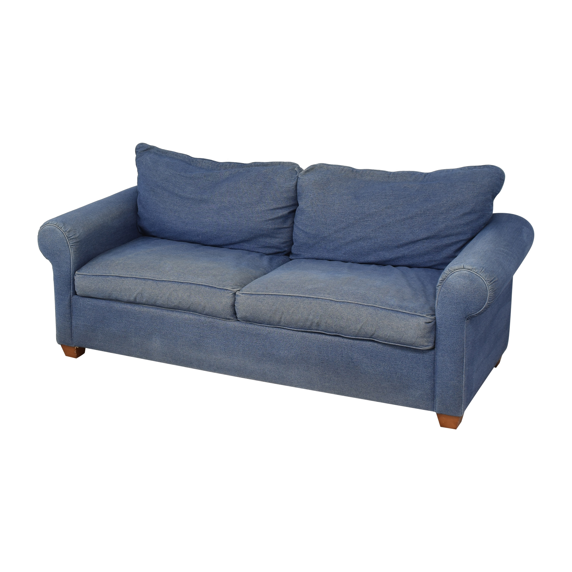 Leggett & Platt Leggett & Platt Denim Queen Pull Out Sofa discount