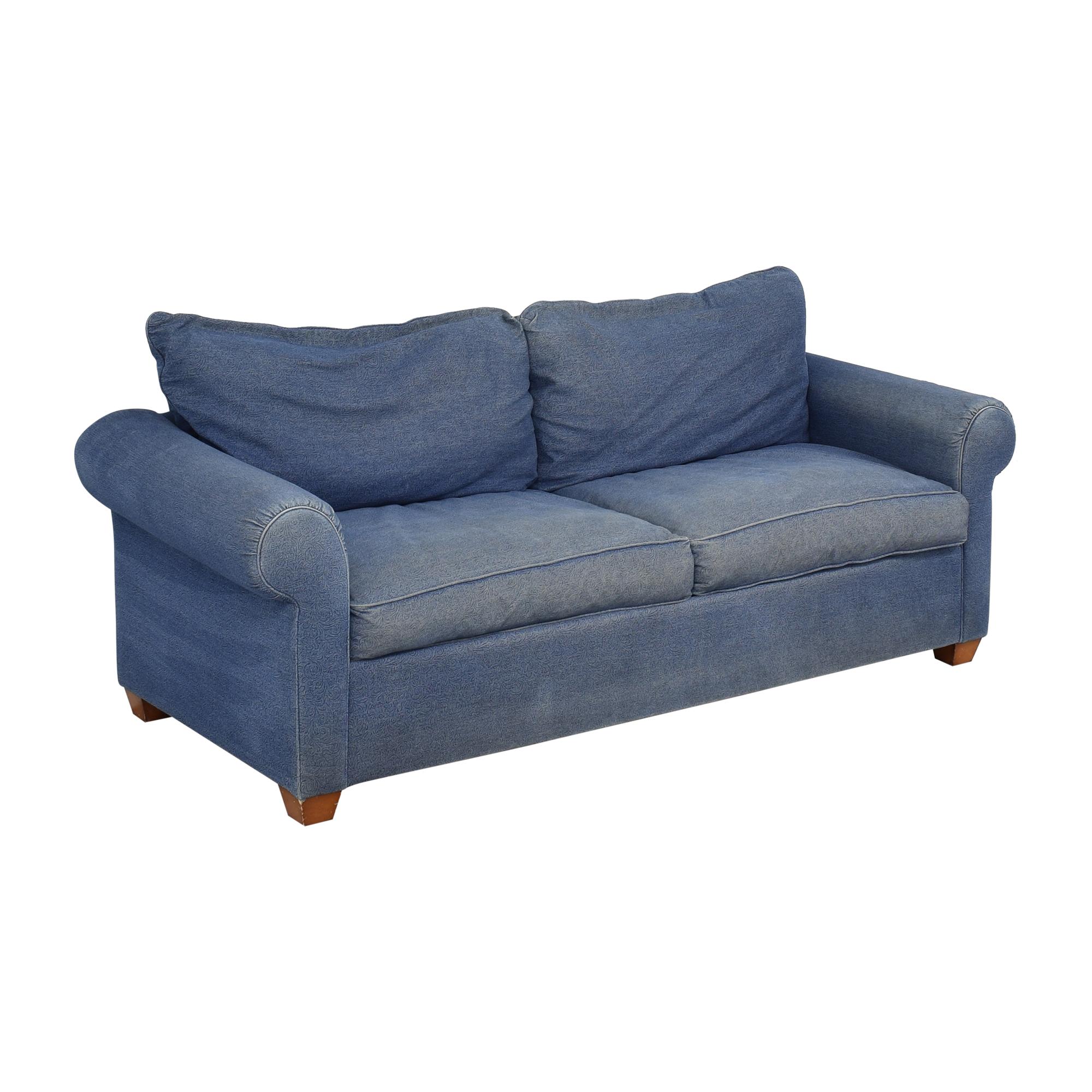 Leggett & Platt Leggett & Platt Denim Queen Pull Out Sofa coupon