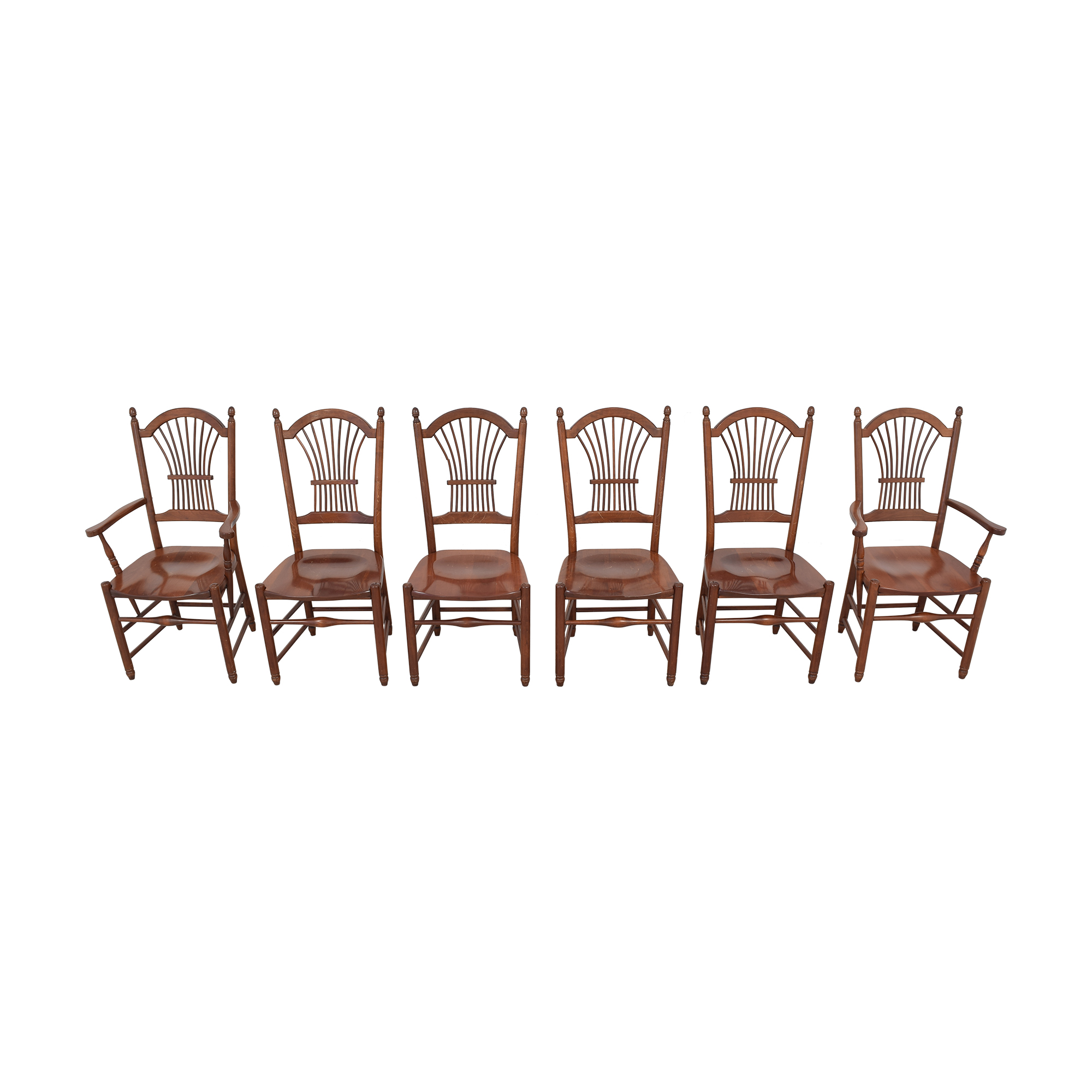 Classic Press Back Dining Chairs nyc