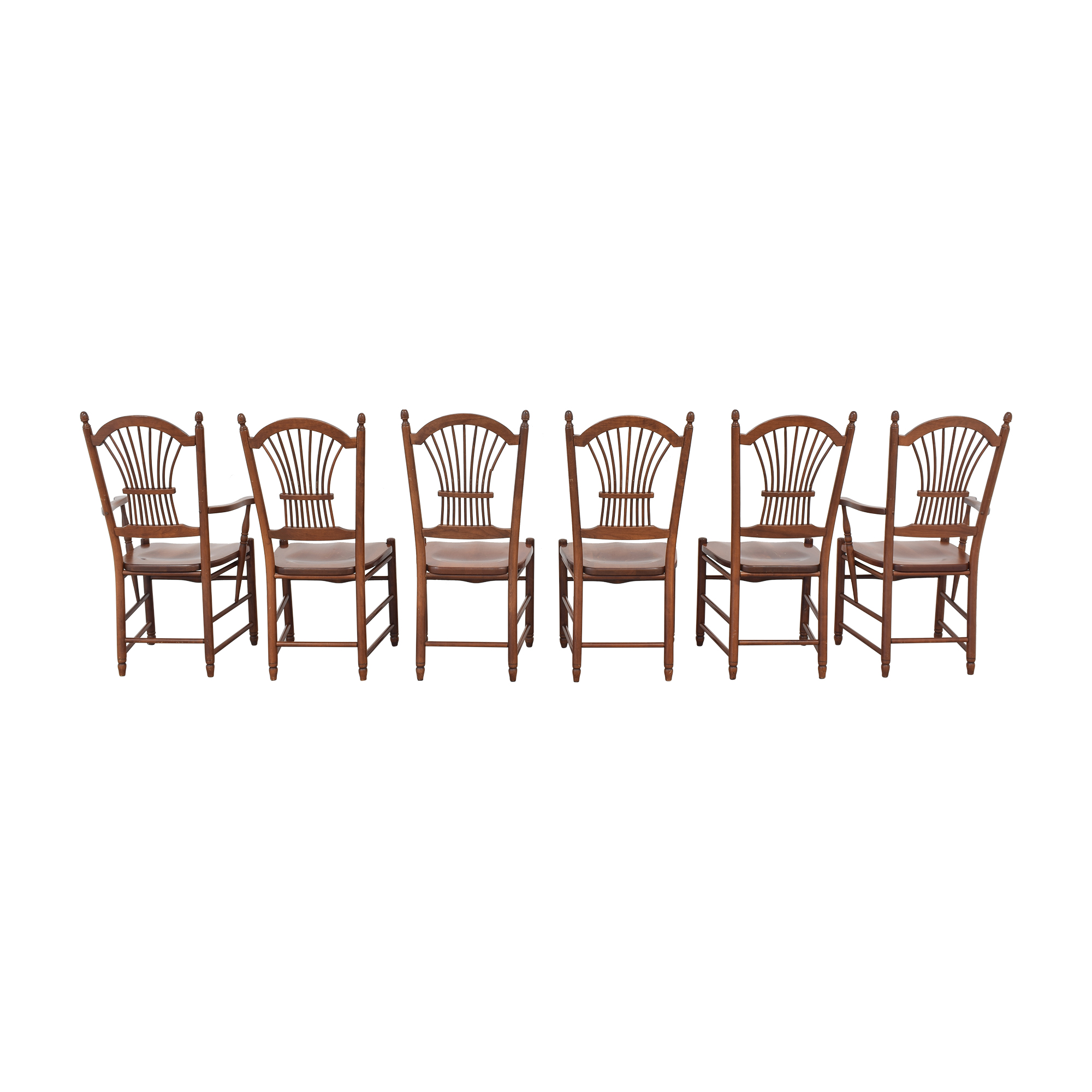Classic Press Back Dining Chairs pa