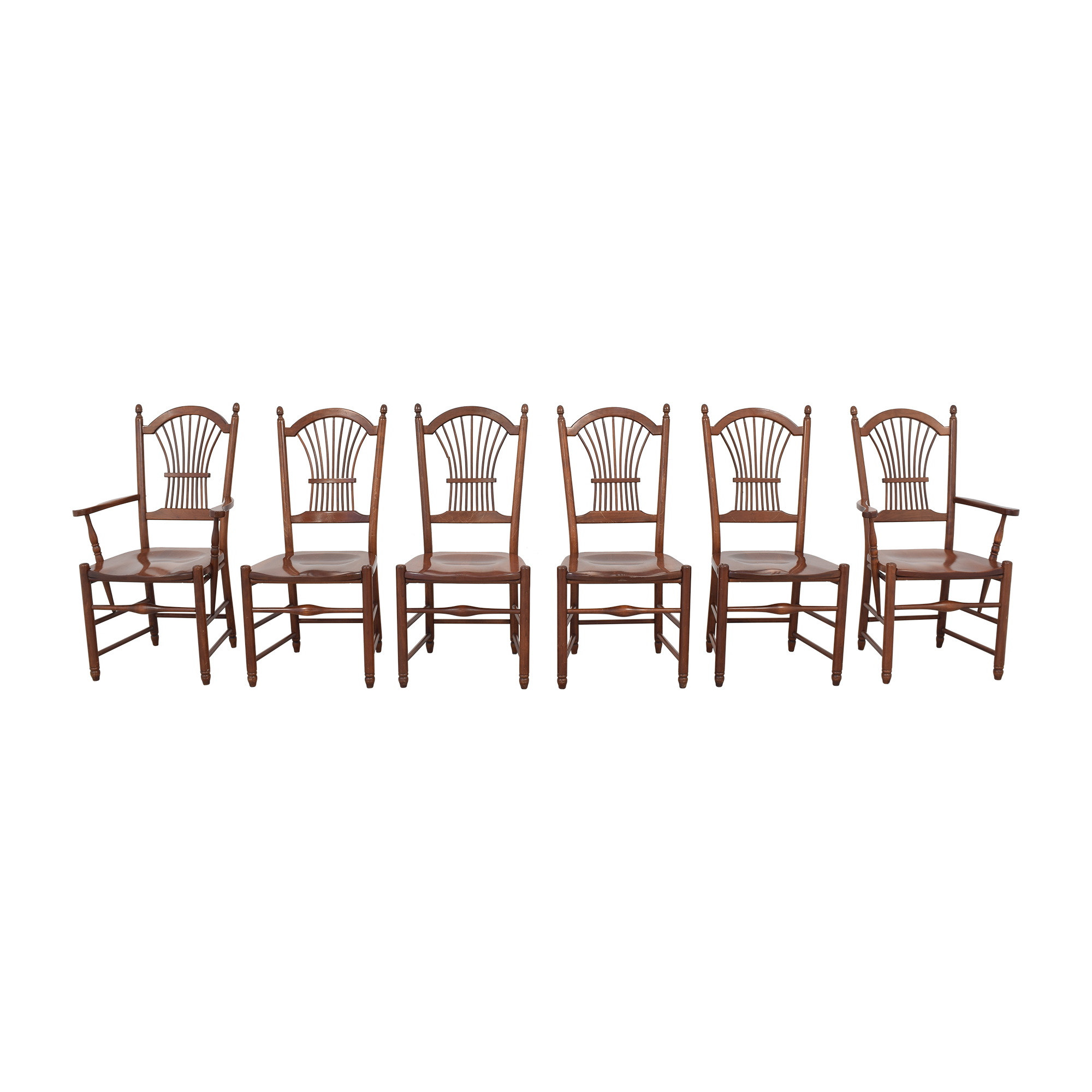 Classic Press Back Dining Chairs price