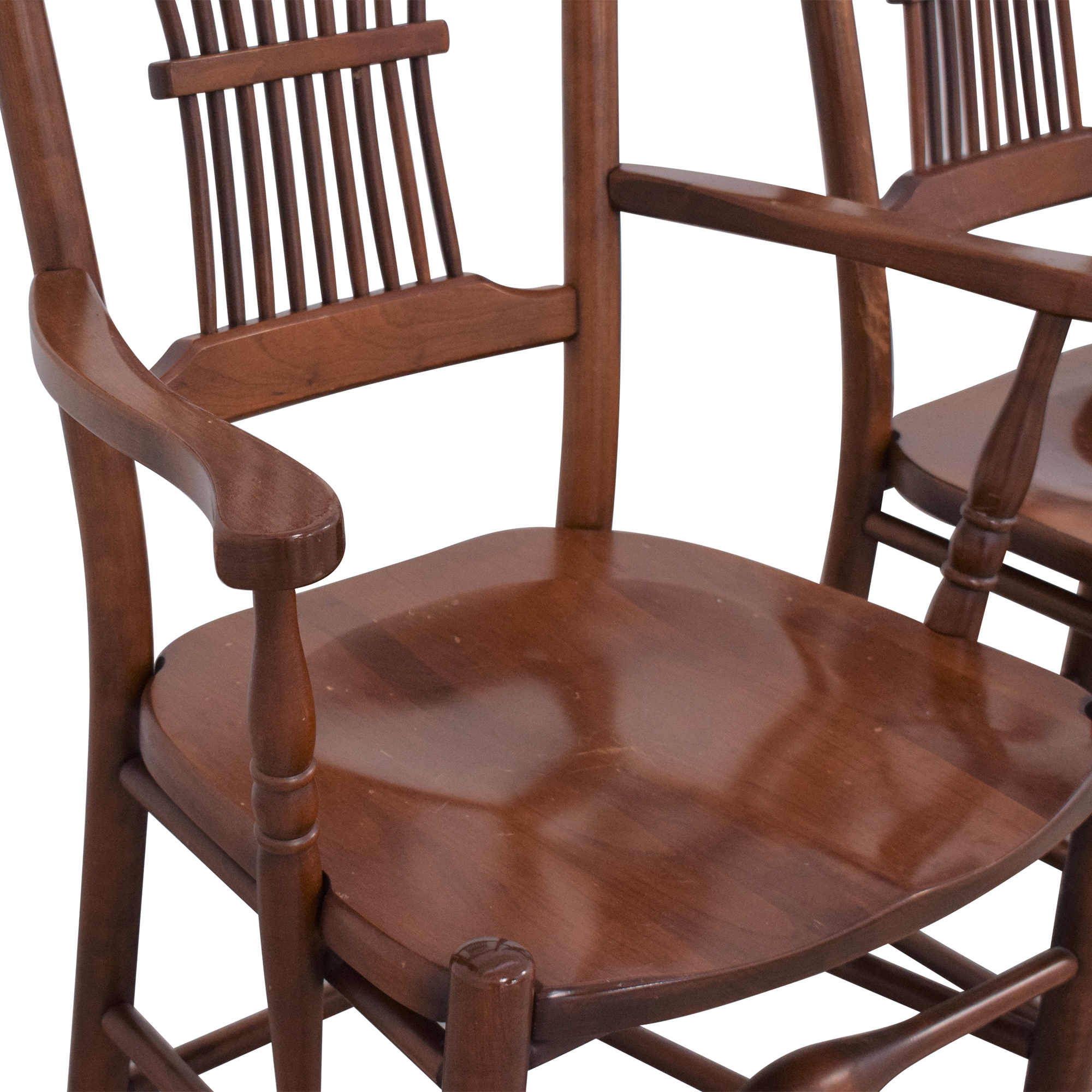 shop Classic Press Back Dining Chairs  Chairs