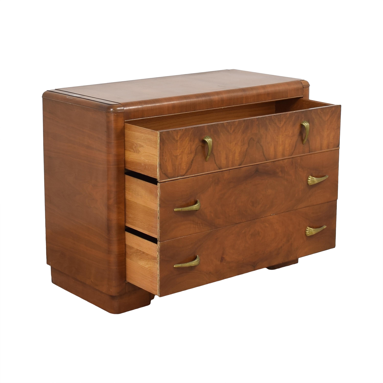 Triangle Furniture Mid-Century Dresser / Storage