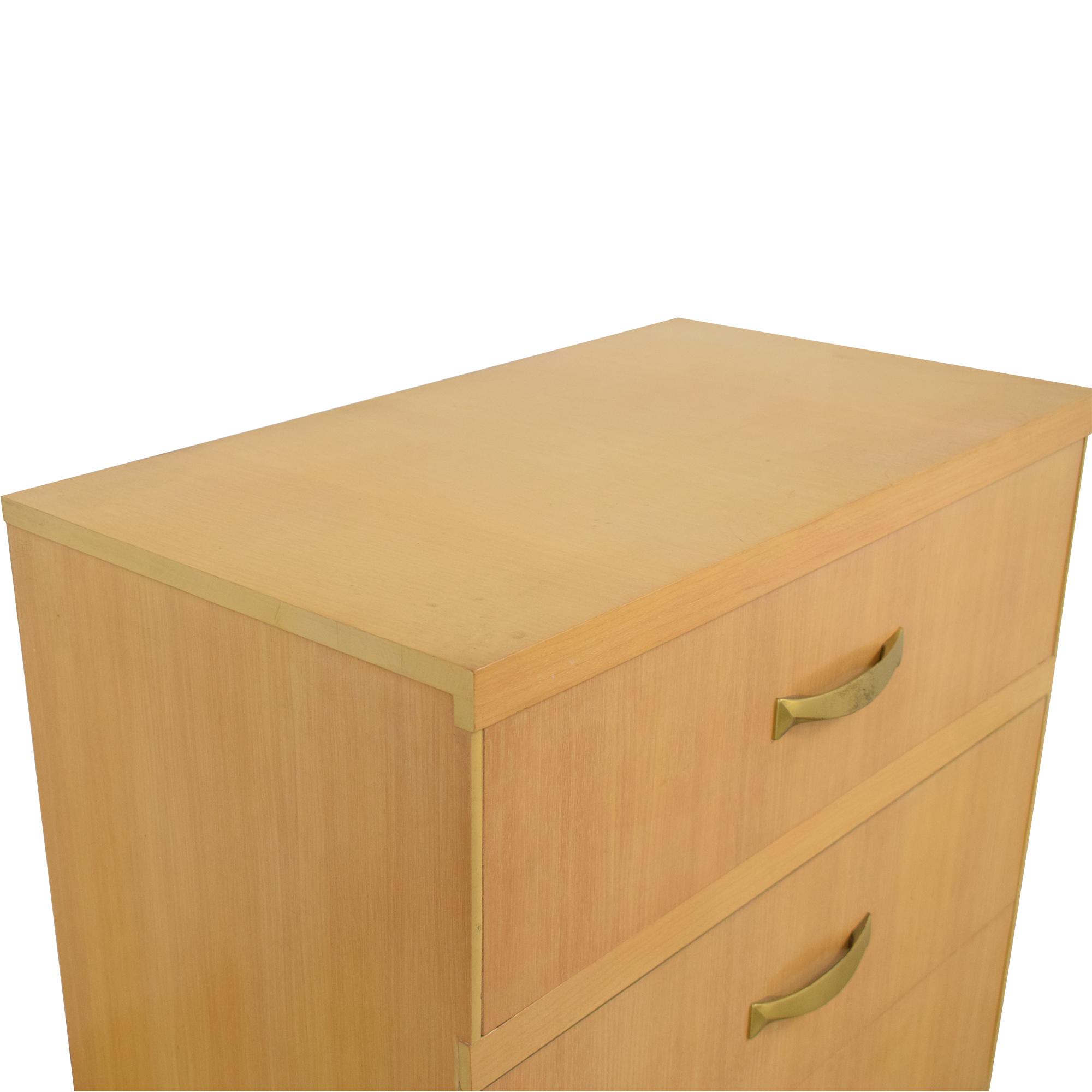 shop Four Drawer Dresser  Storage