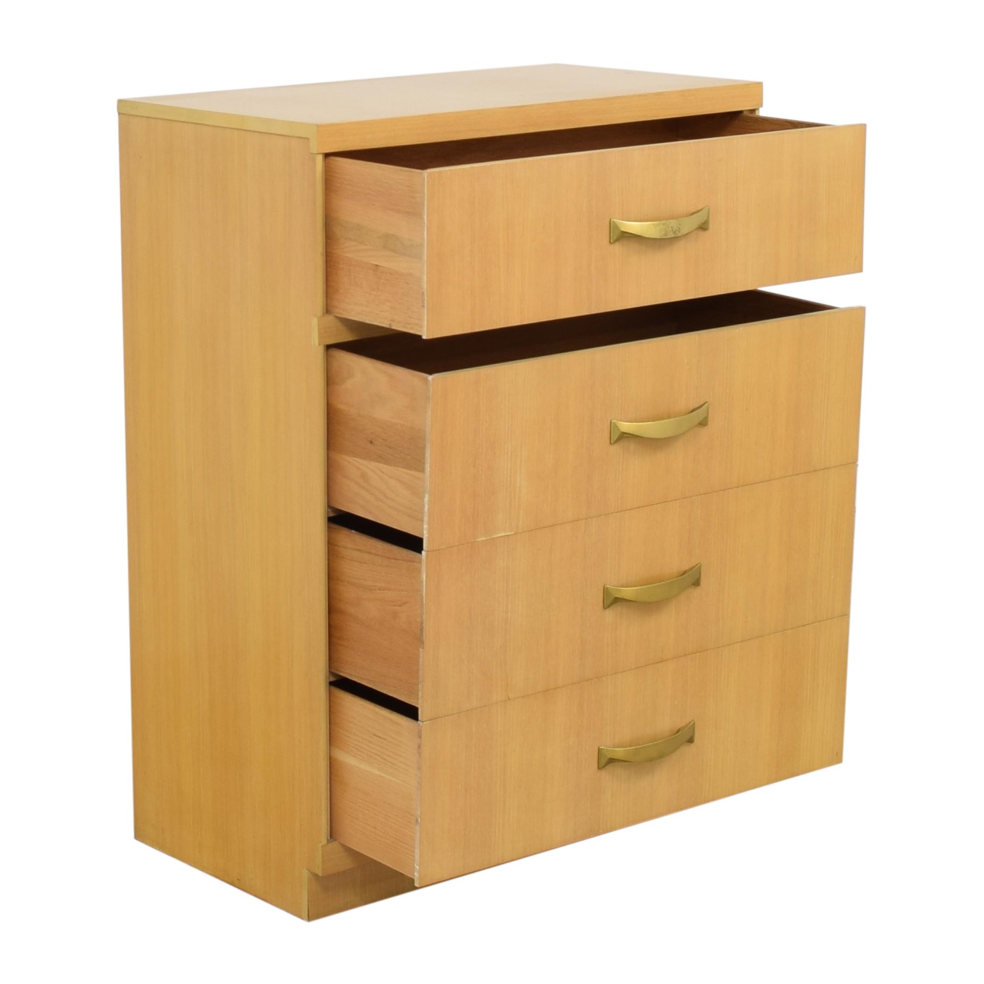 Four Drawer Dresser on sale