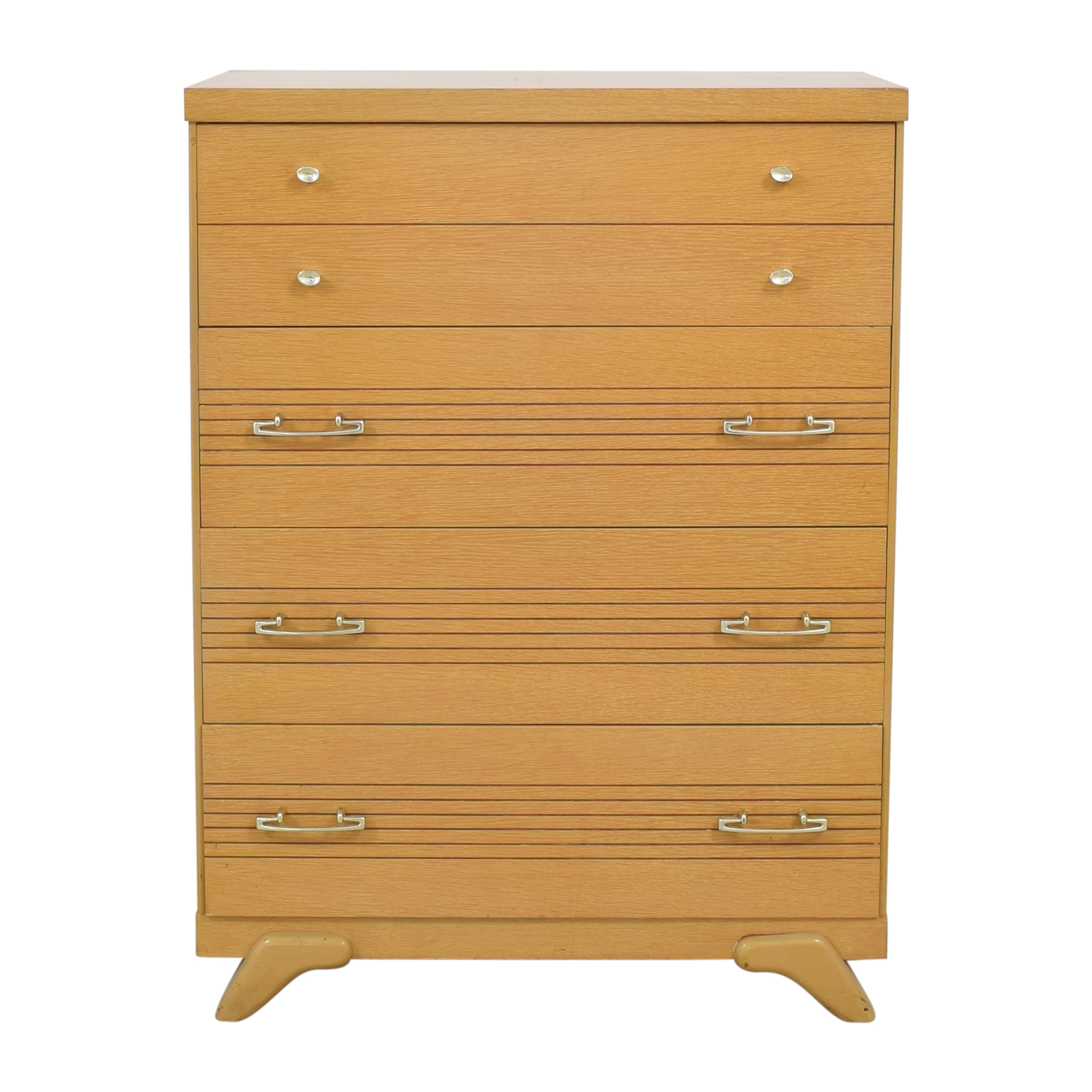 Tall Four Drawer Dresser