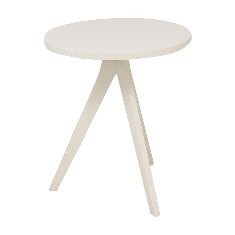 buy West Elm Tripod Dining Table West Elm End Tables