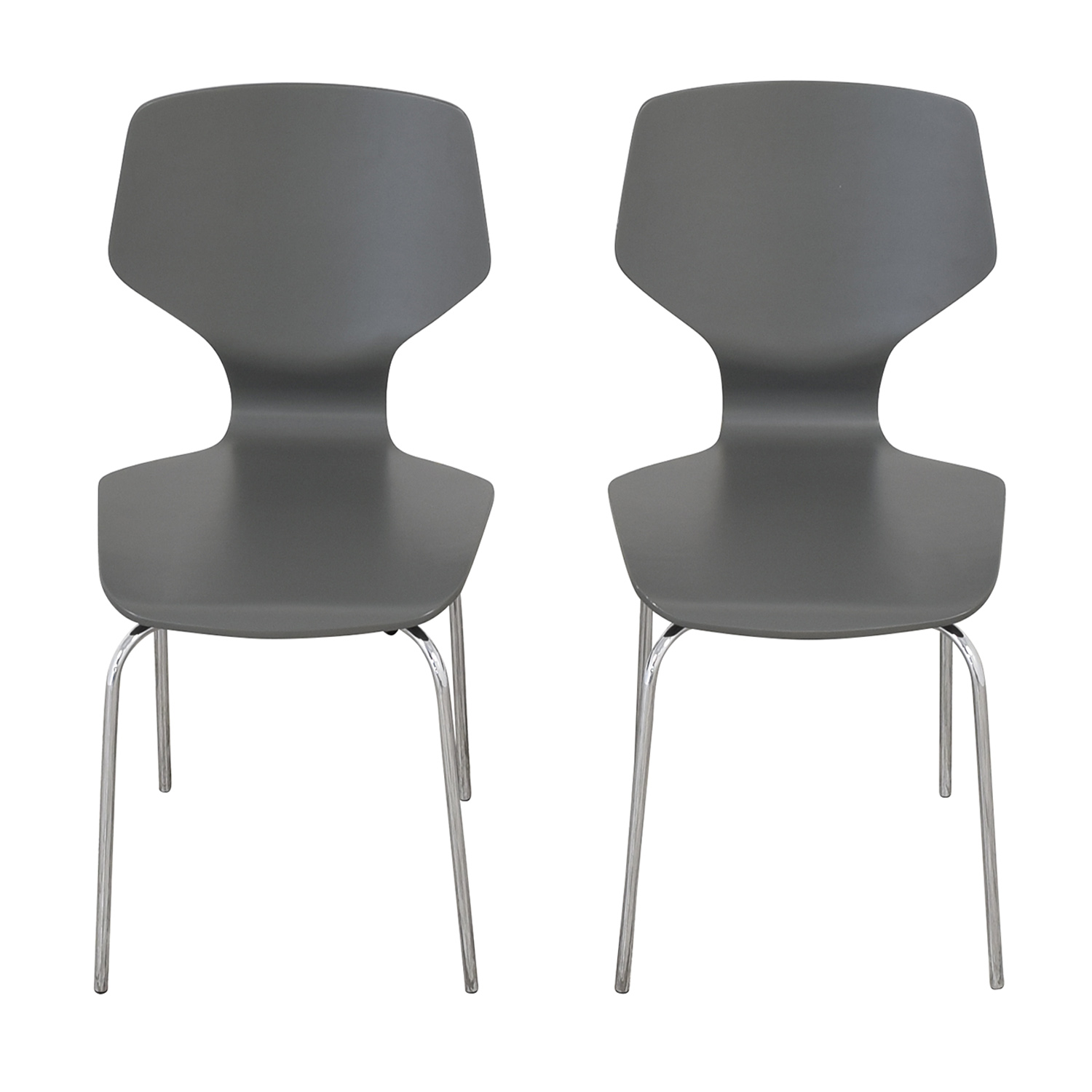 Room & Board Room & Board Modern Pike Side Chairs coupon