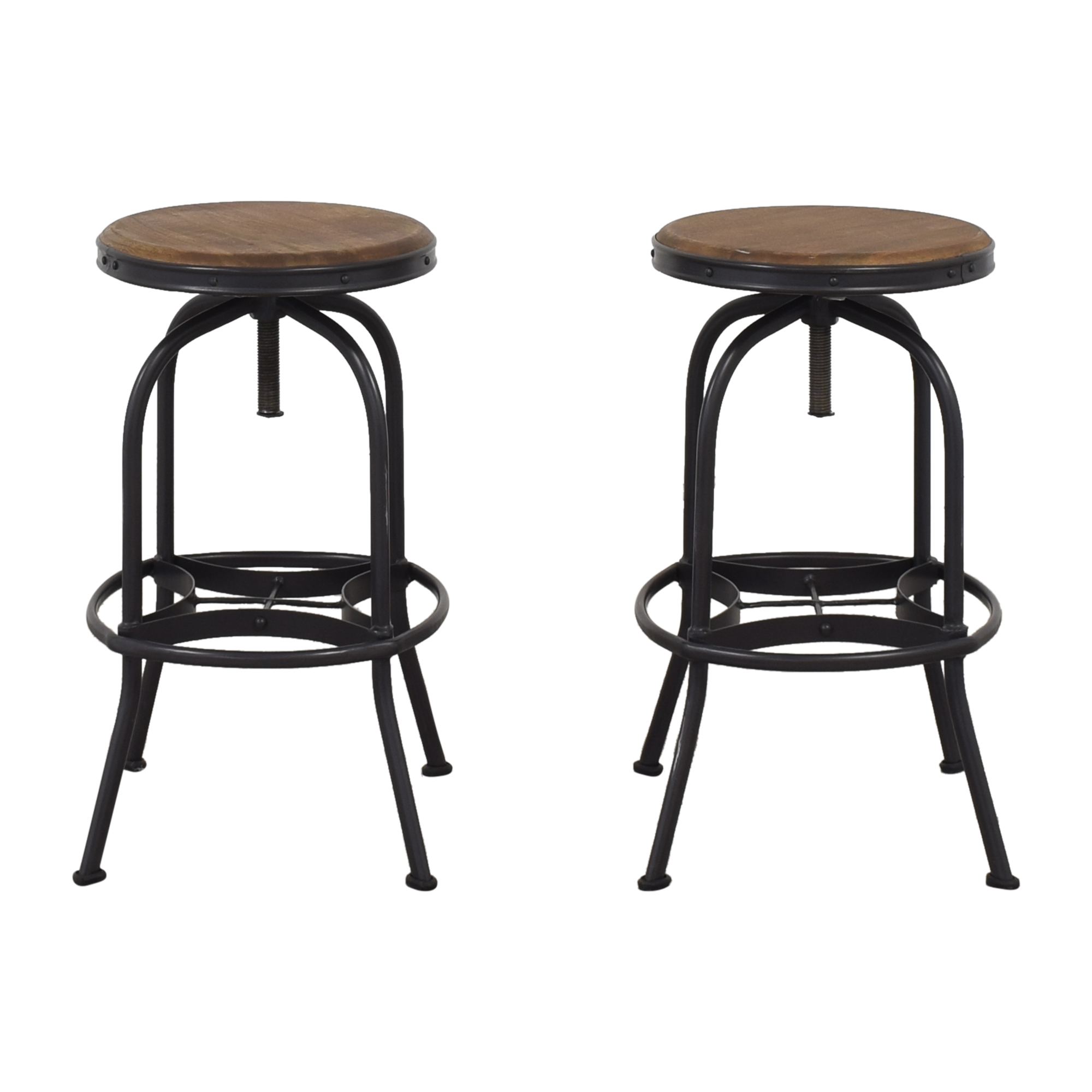 Ballard Designs Ballard Designs Allen Swivel Bar Stools nyc