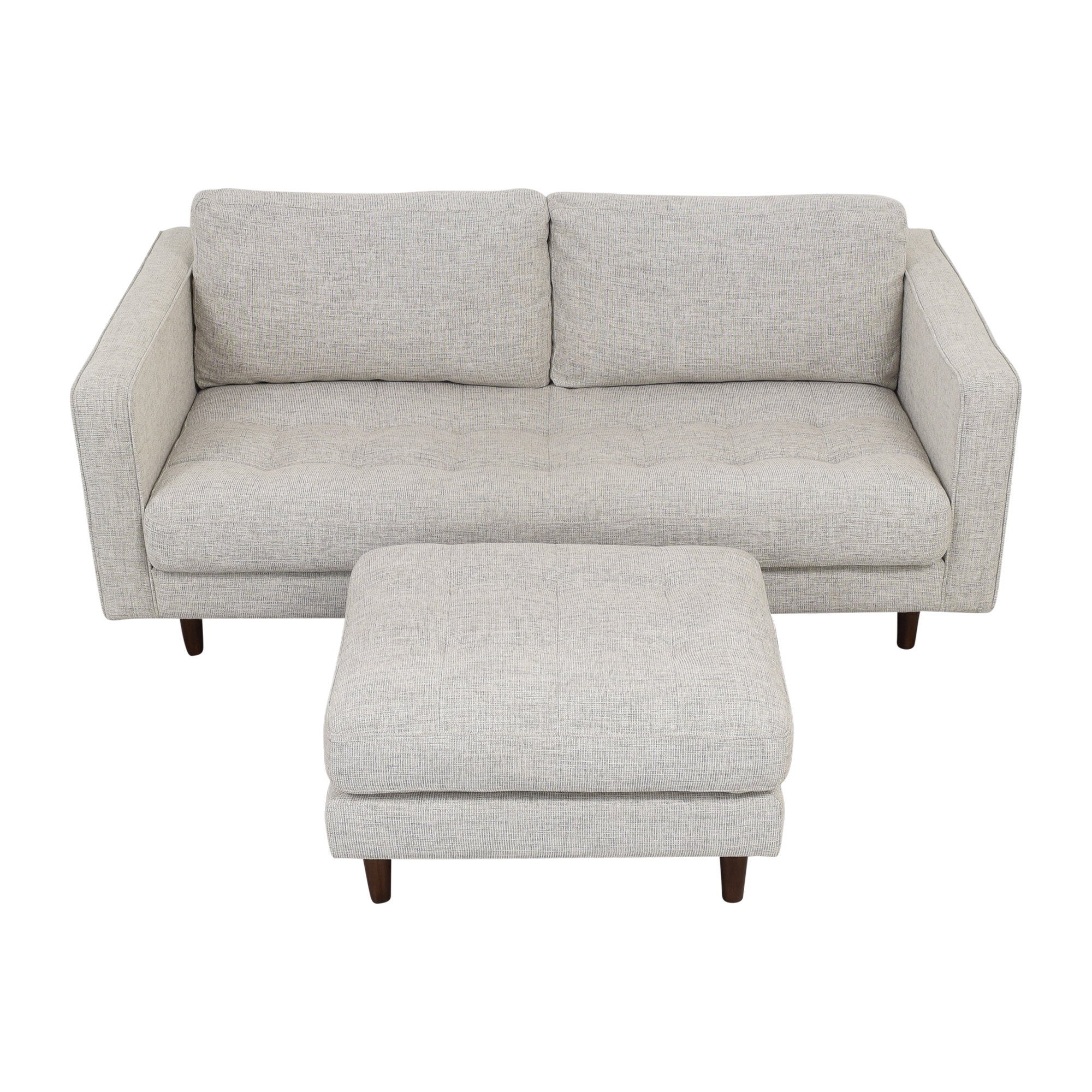 shop Article Sven Sofa with Ottoman Article