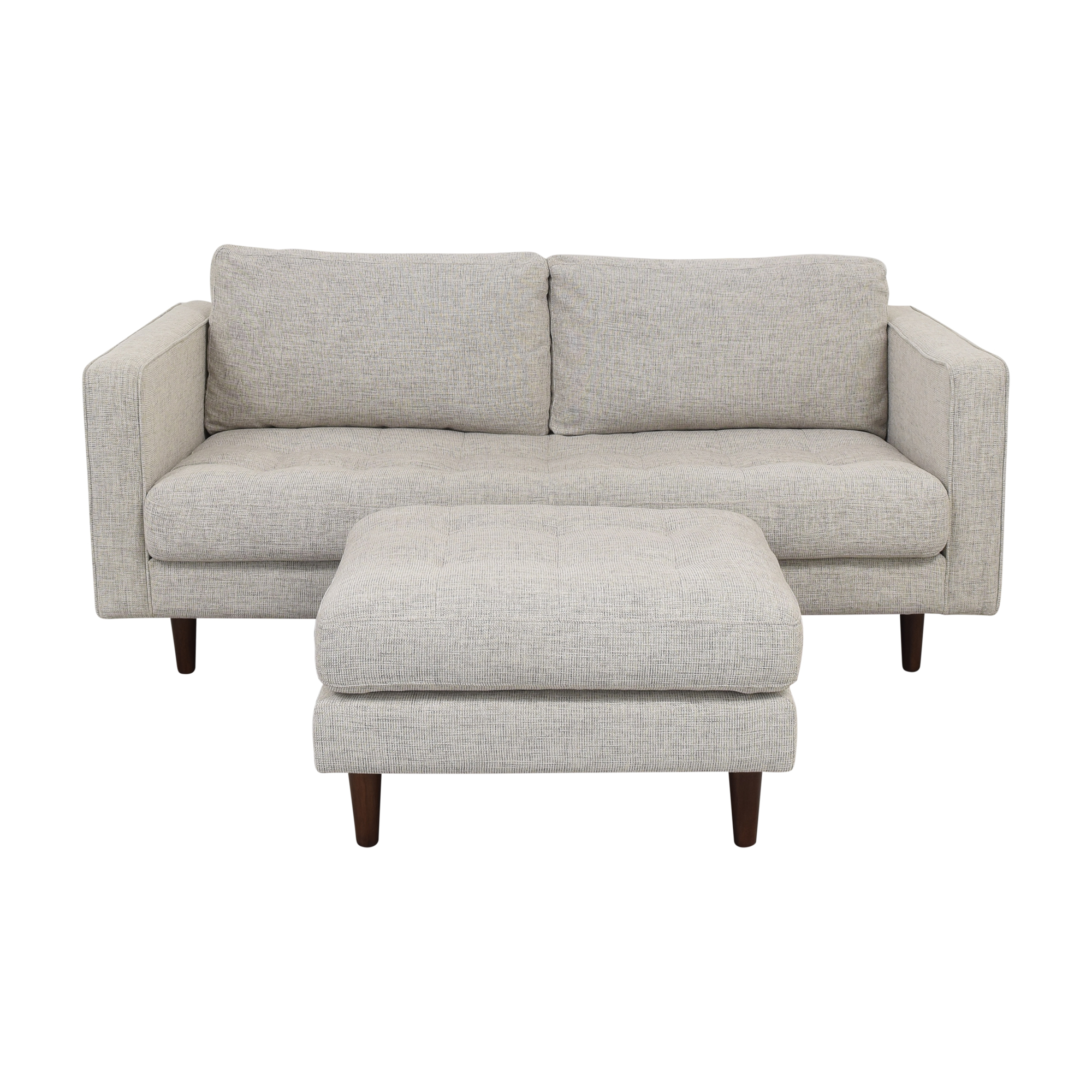 Article Article Sven Sofa with Ottoman ct