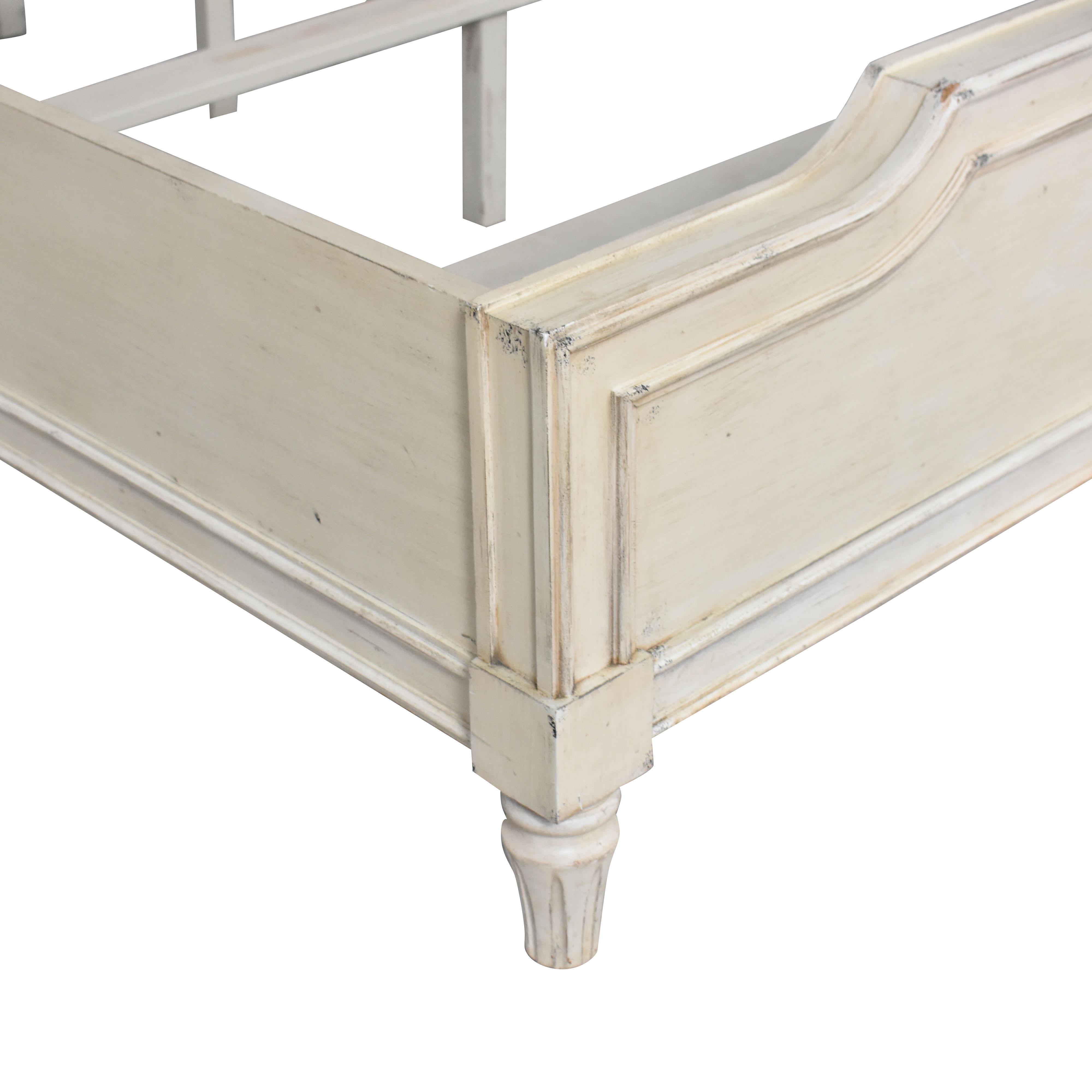Stanley Furniture French Panel Platform Bed Stanley Furniture