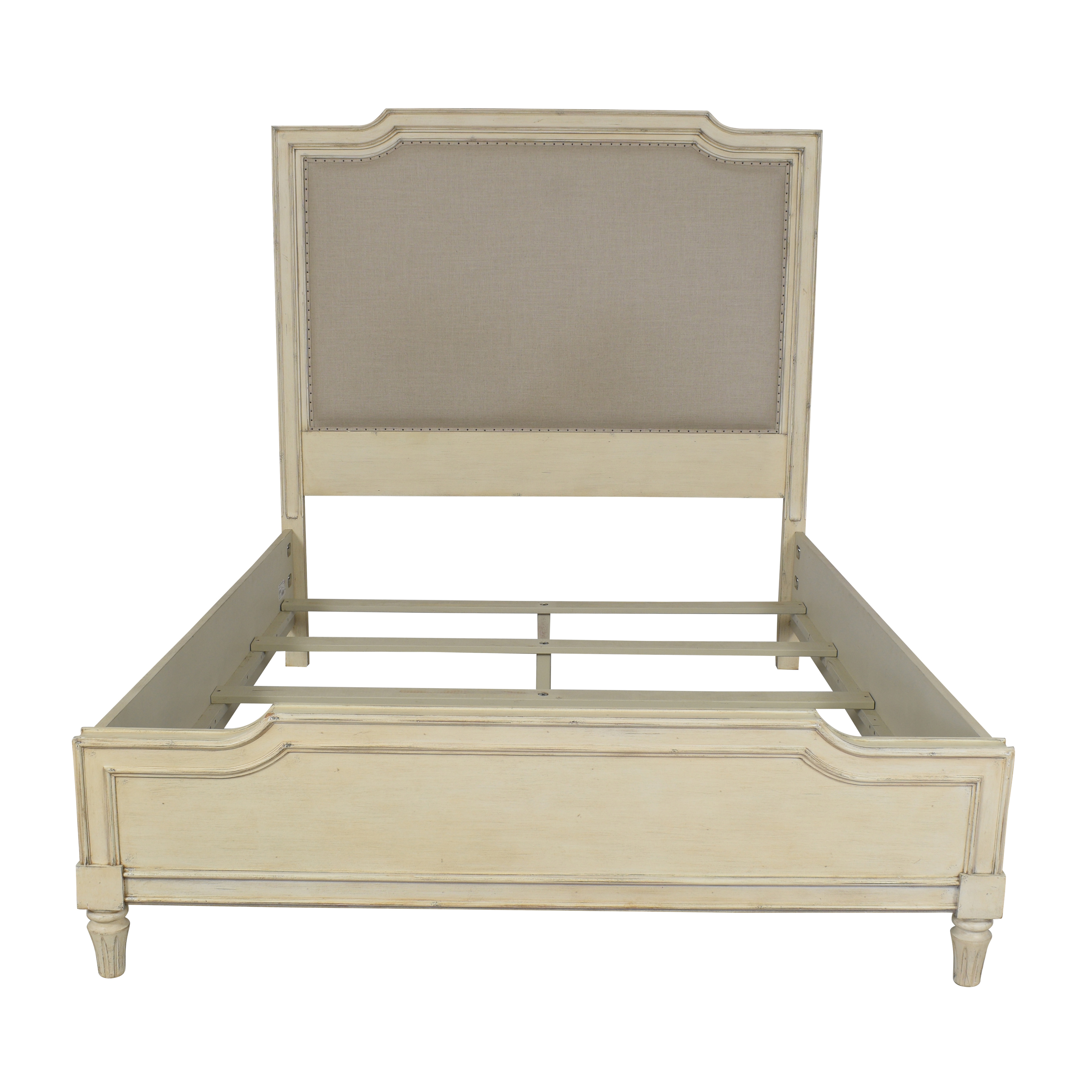 Stanley Furniture Stanley Furniture French Panel Platform Bed ma