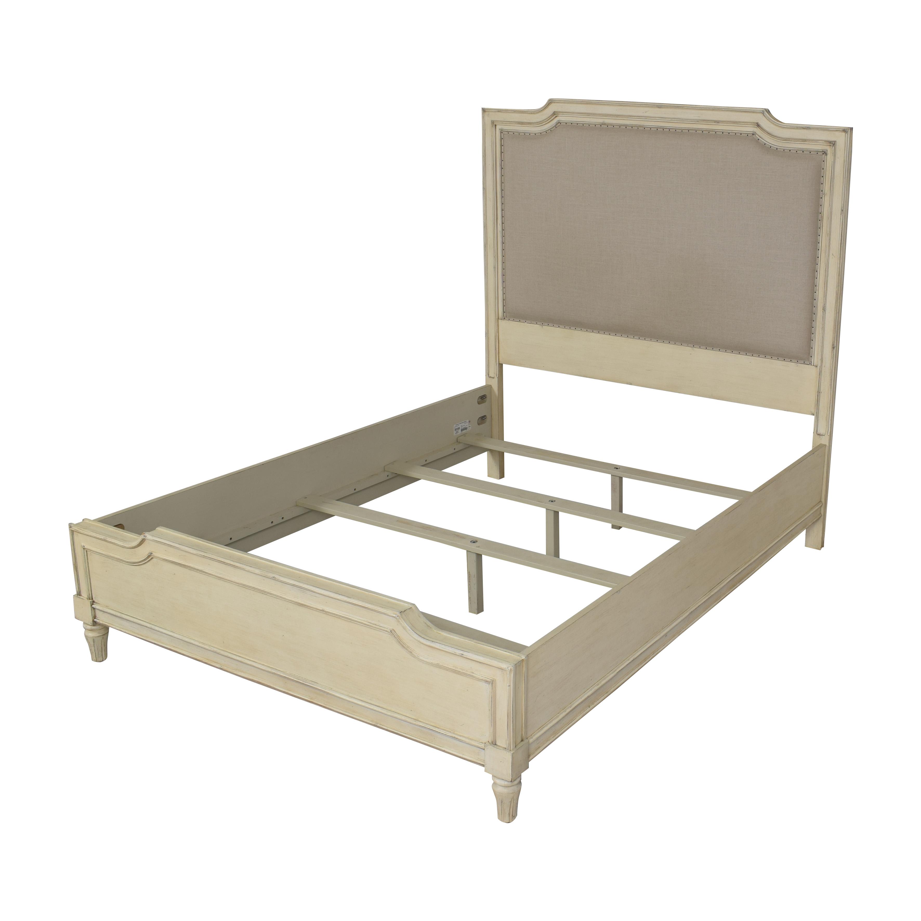 buy Stanley Furniture Stanley Furniture French Panel Platform Bed online