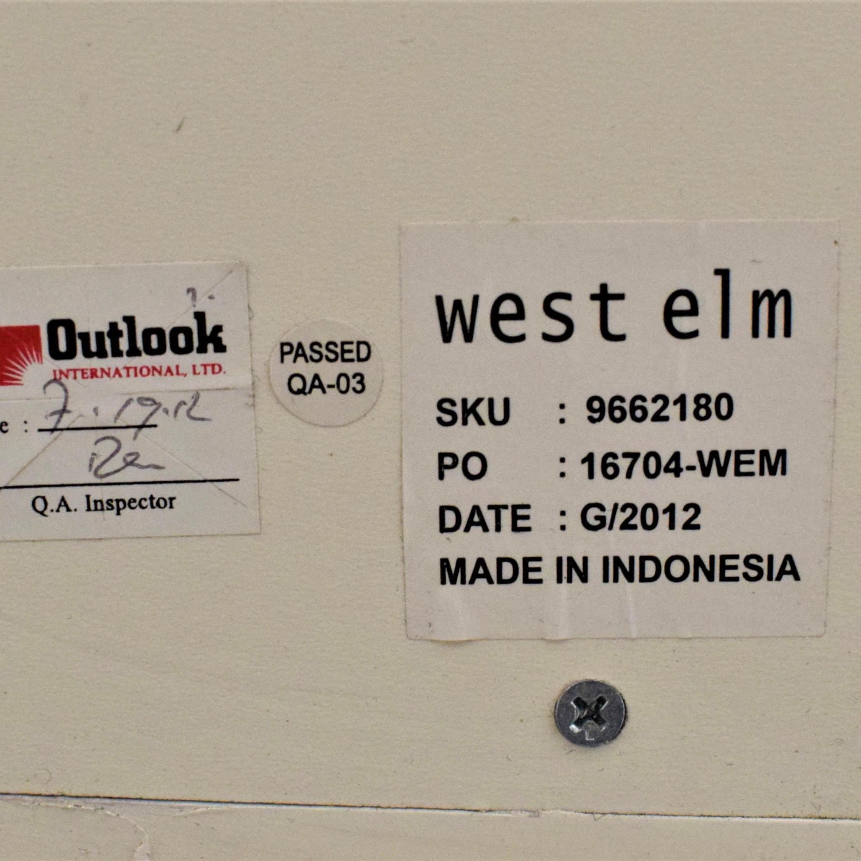 West Elm West Elm Patchwork Dresser second hand