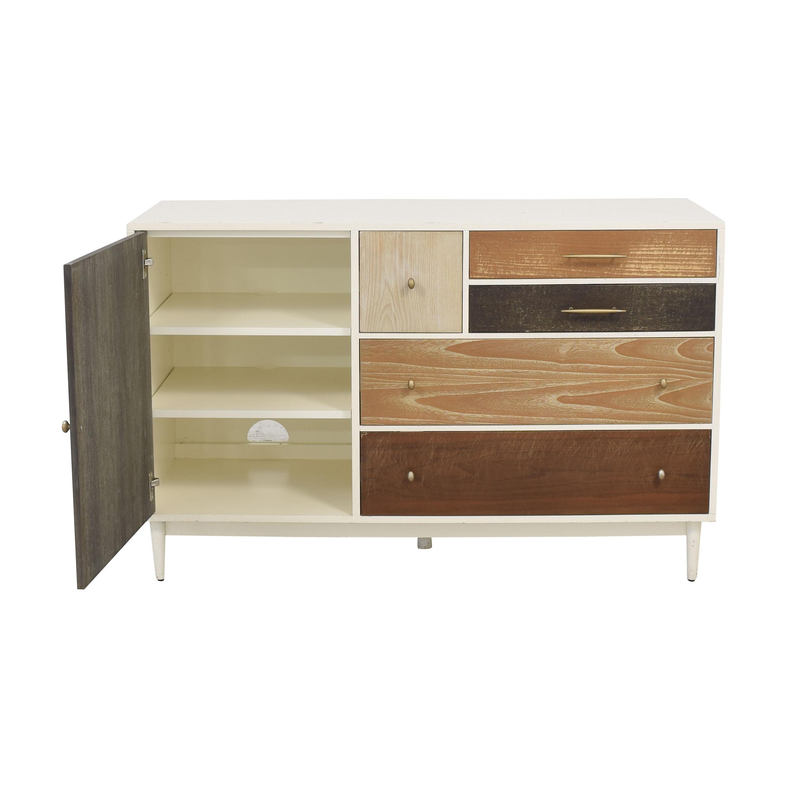 shop West Elm Patchwork Dresser West Elm Dressers