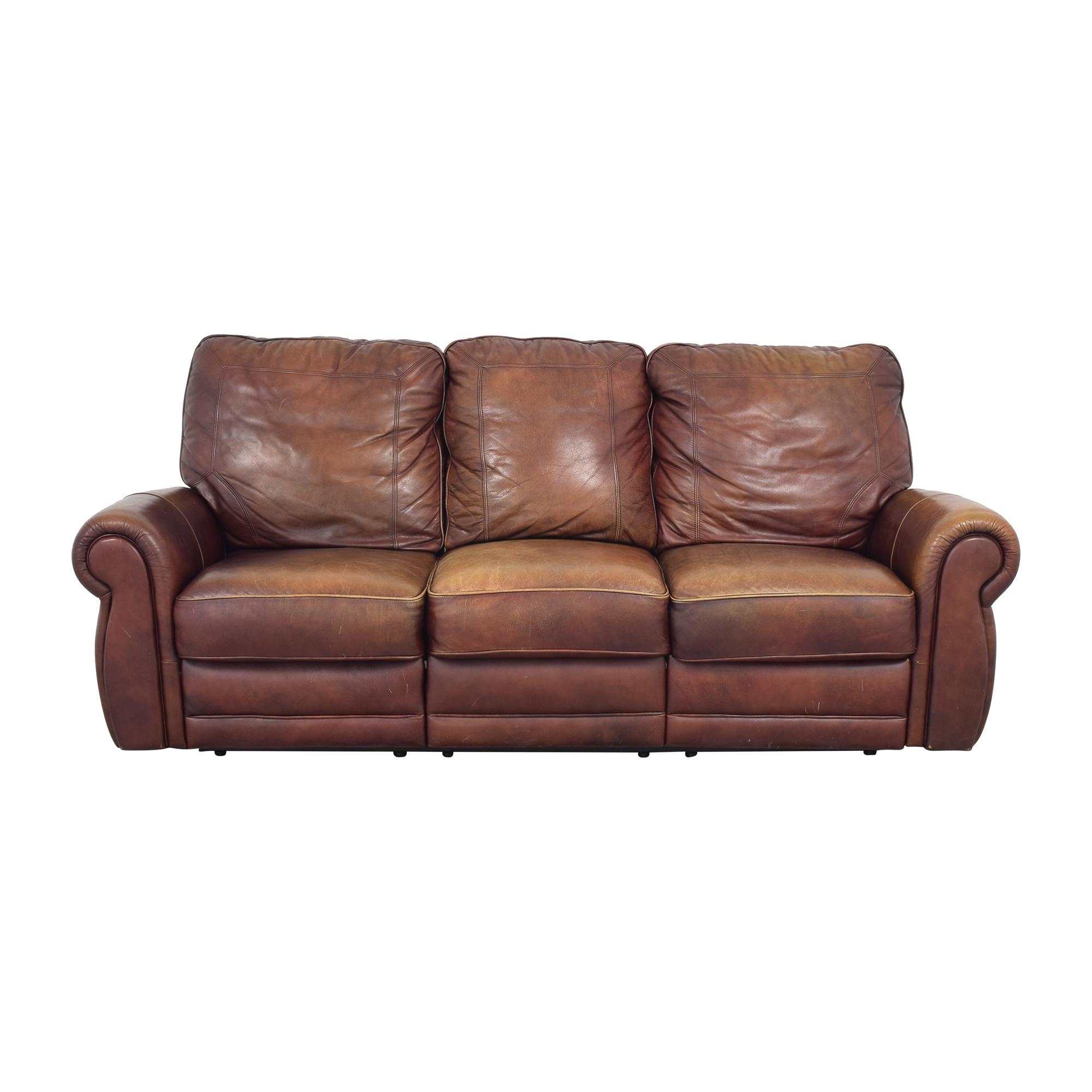 buy  Three Cushion Reclining Sofa online