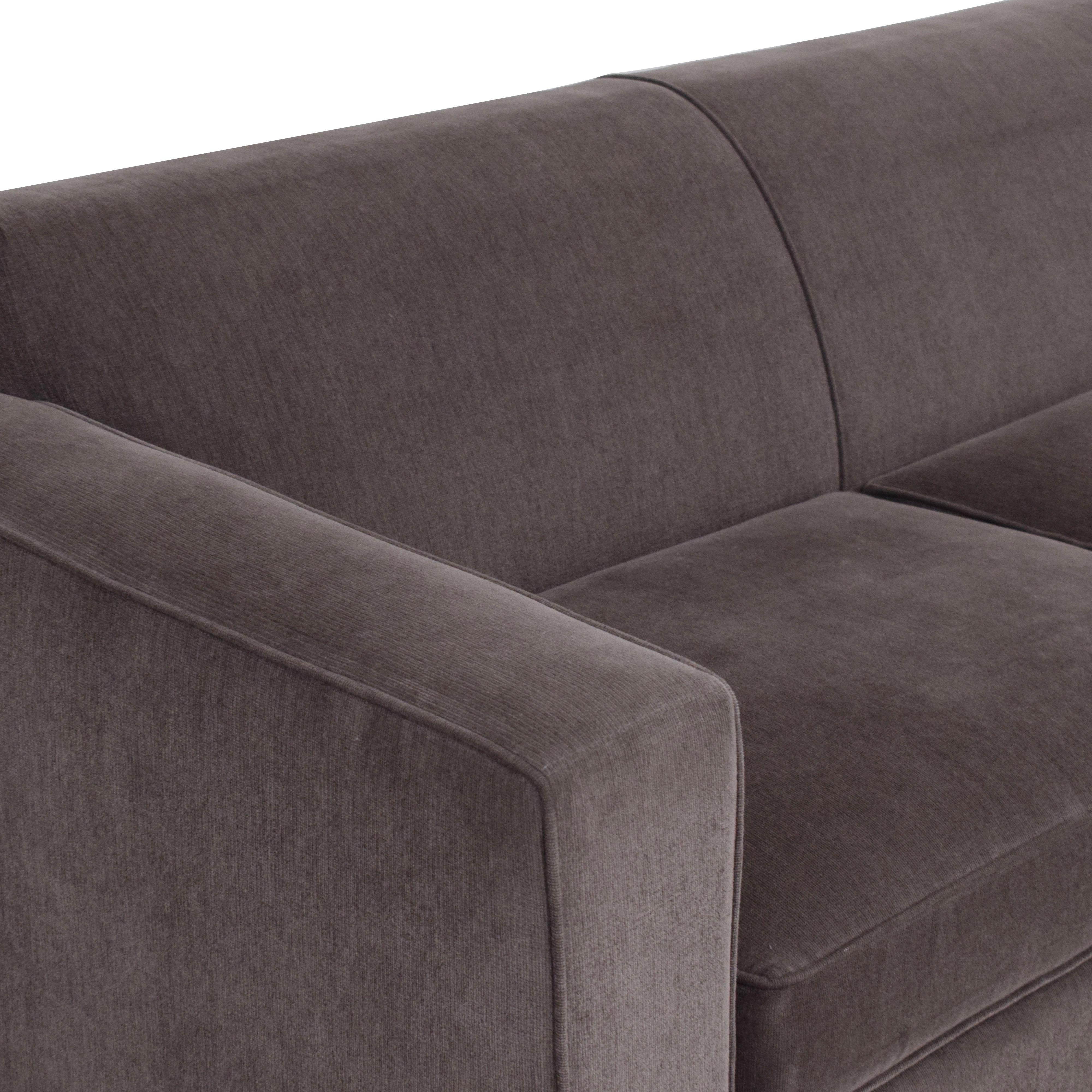 Room & Board Room & Board Ian Two Piece Sectional Sofa on sale