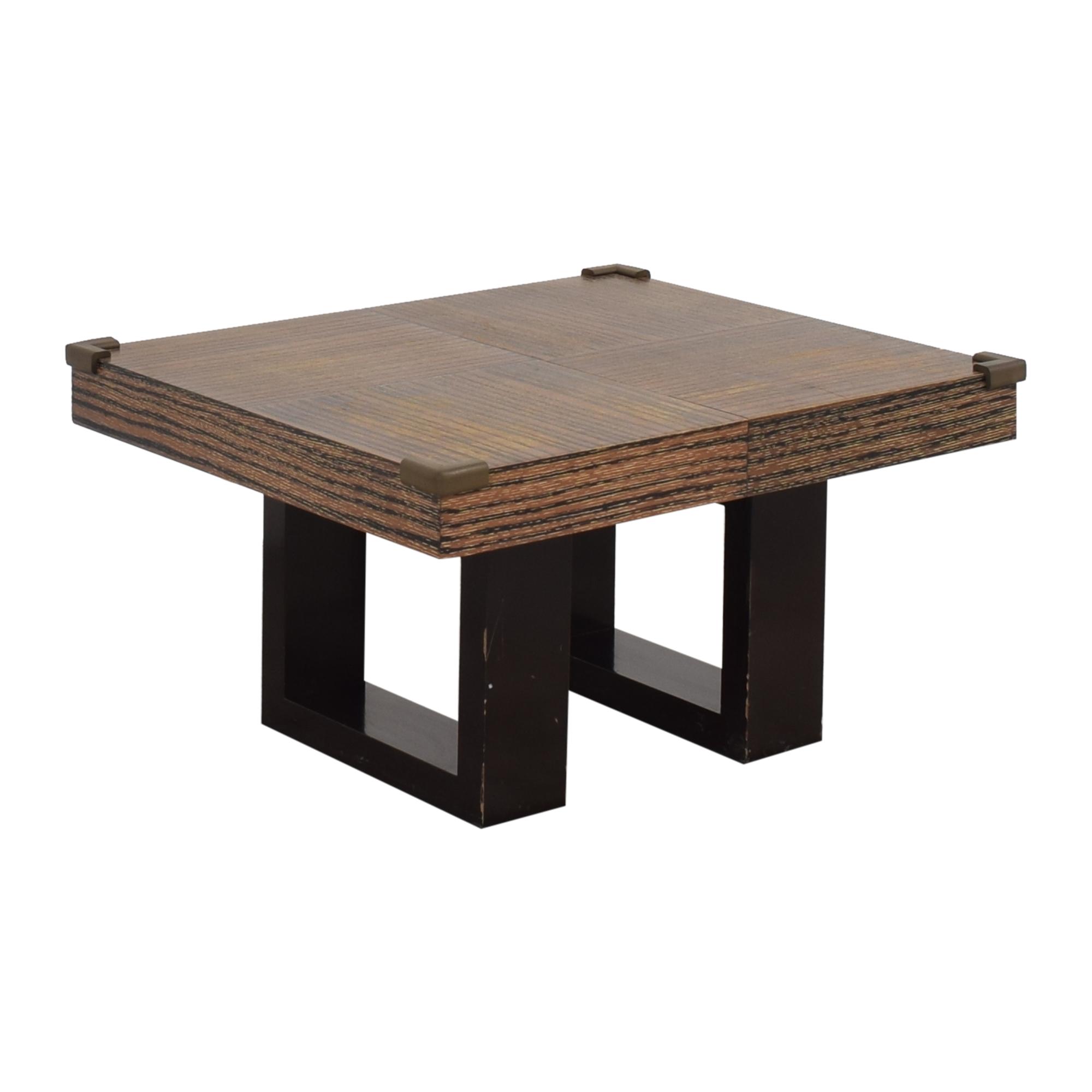 shop Michael Berman Limited Trousdale Coffee Table Michael Berman Limited Tables