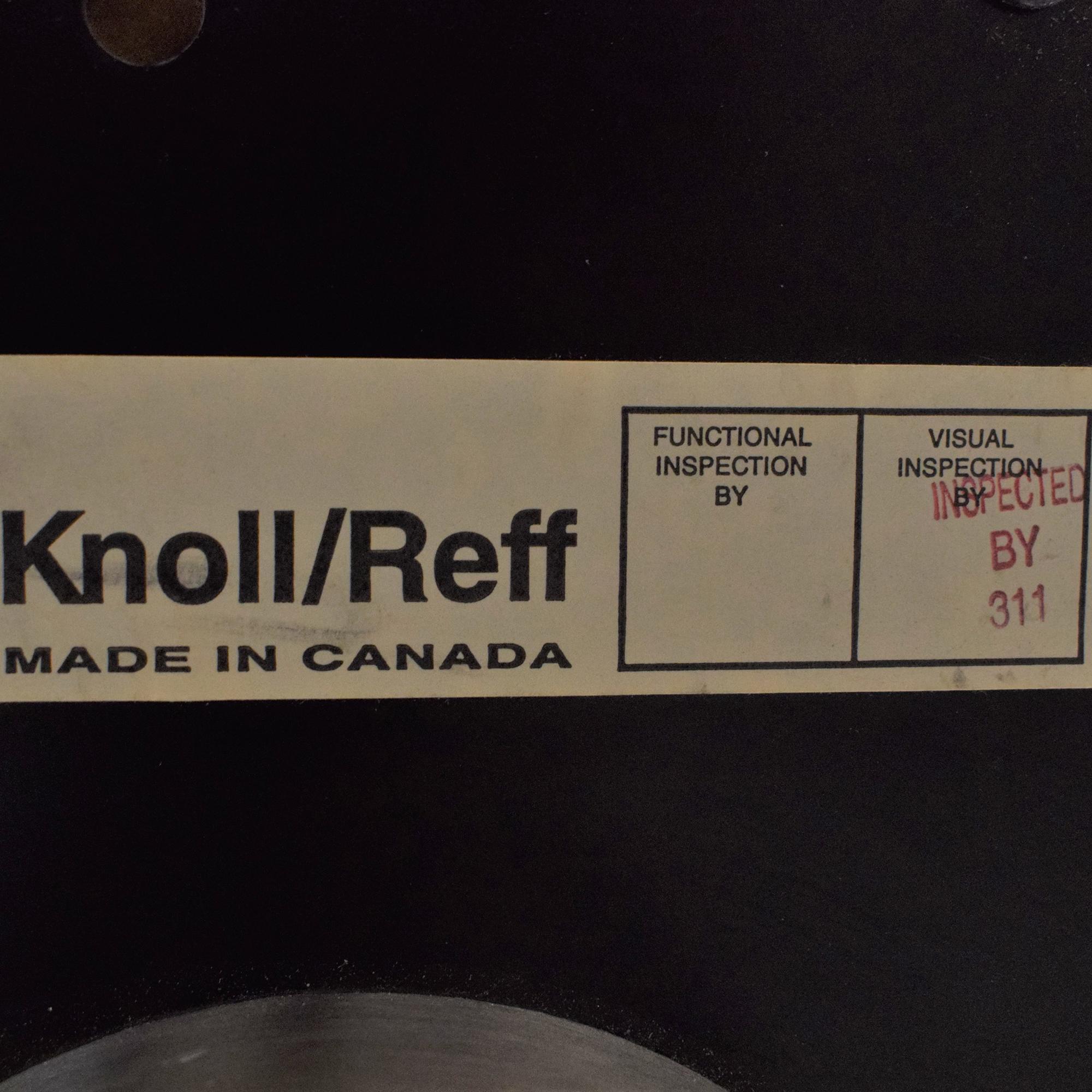 Knoll Knoll Reff Profile Meeting Table used