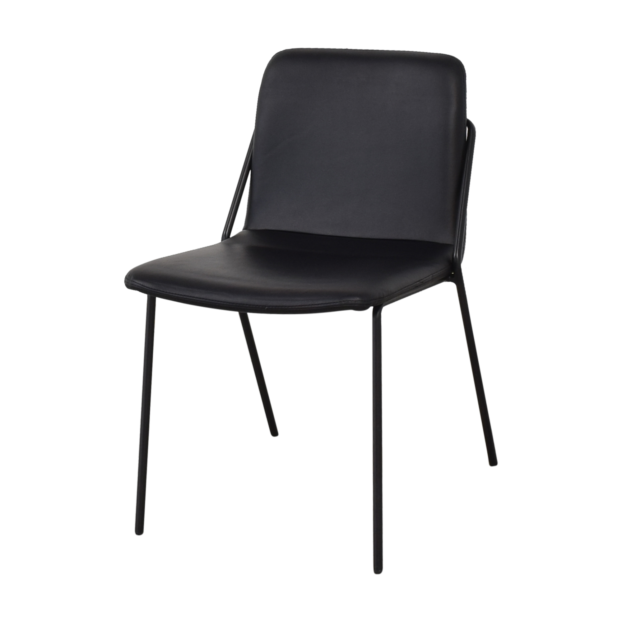 shop m.a.d. Sling Upholstered Leather Chairs m.a.d.