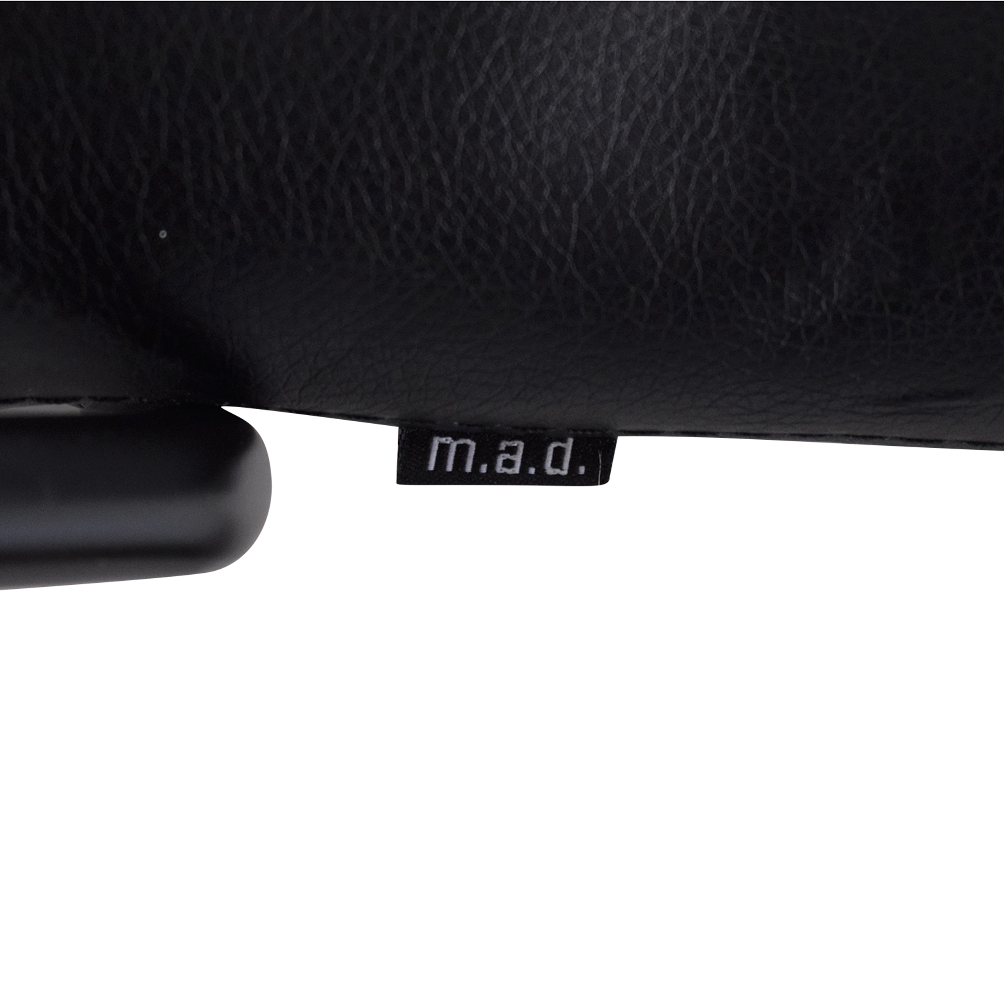 m.a.d. m.a.d. Sling Upholstered Leather Chairs for sale