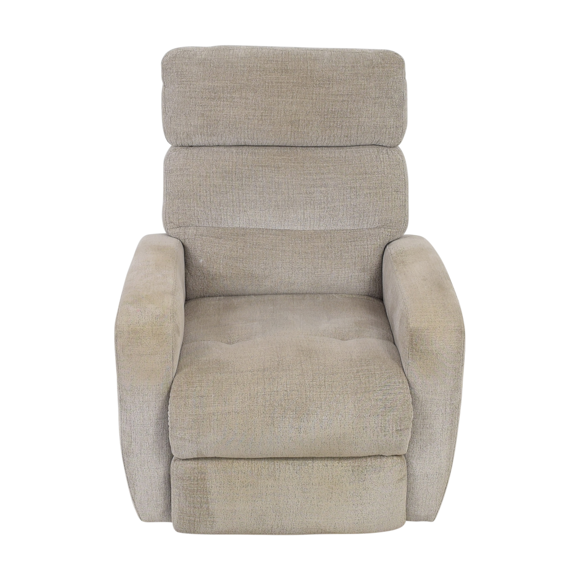 Macy's Macy's Stellarae Fabric Power Recliner nj