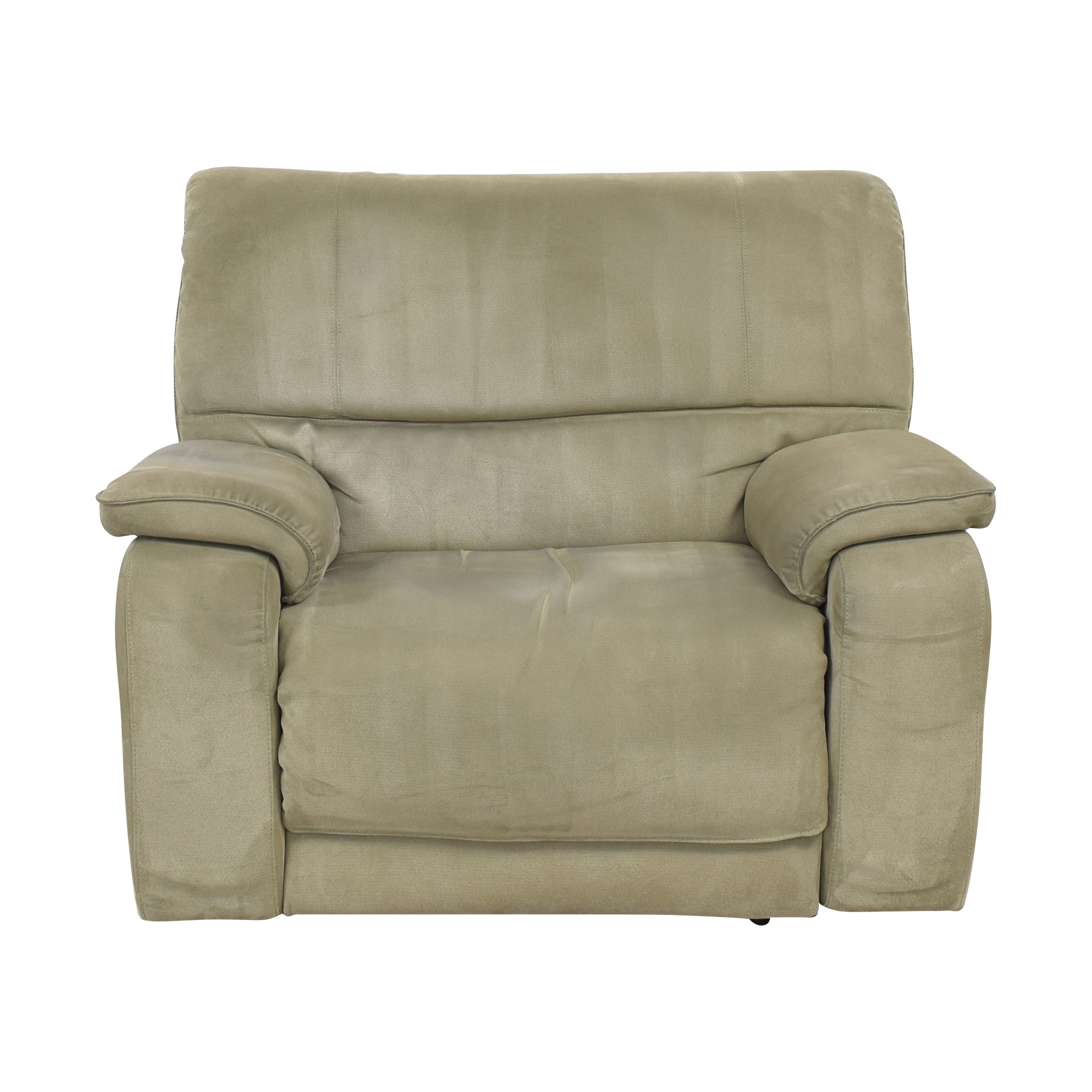 Macy's Macy's Oversized Recliner on sale