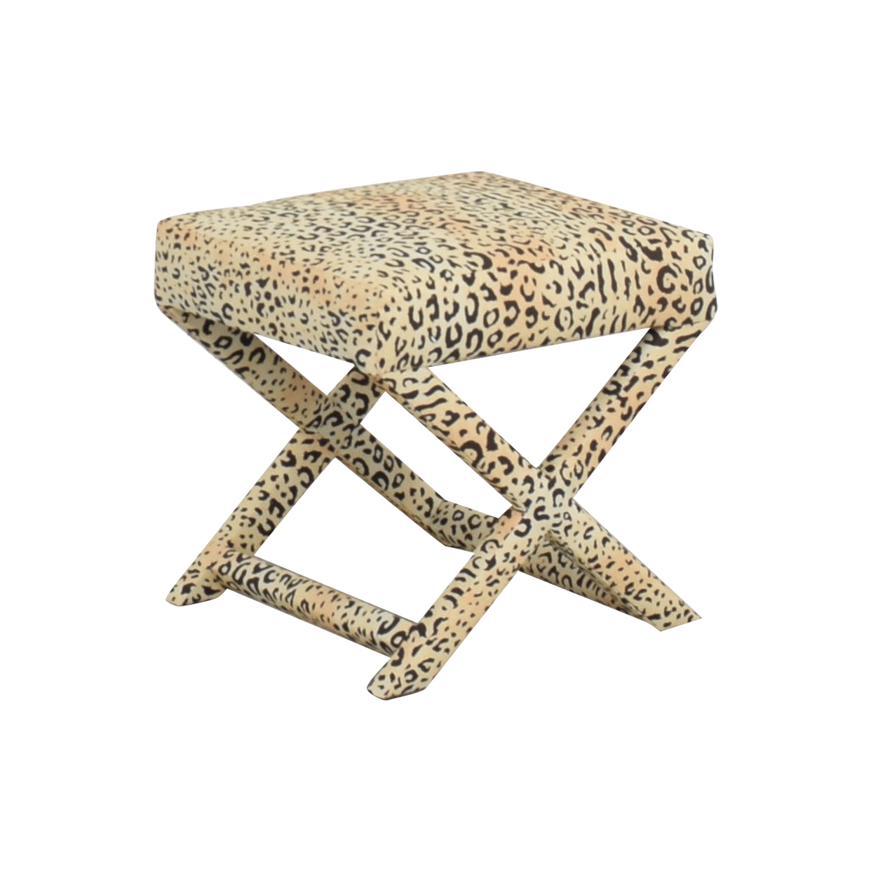 The Inside Ther Inside Leopard X-Bench dimensions