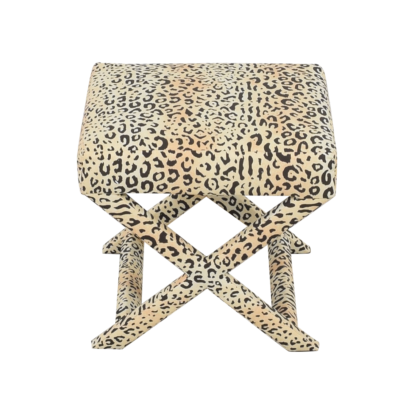 The Inside Ther Inside Leopard X-Bench nyc