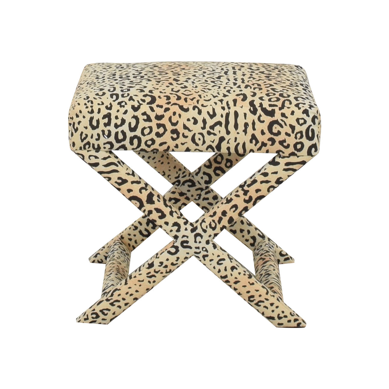 The Inside Ther Inside Leopard X-Bench coupon