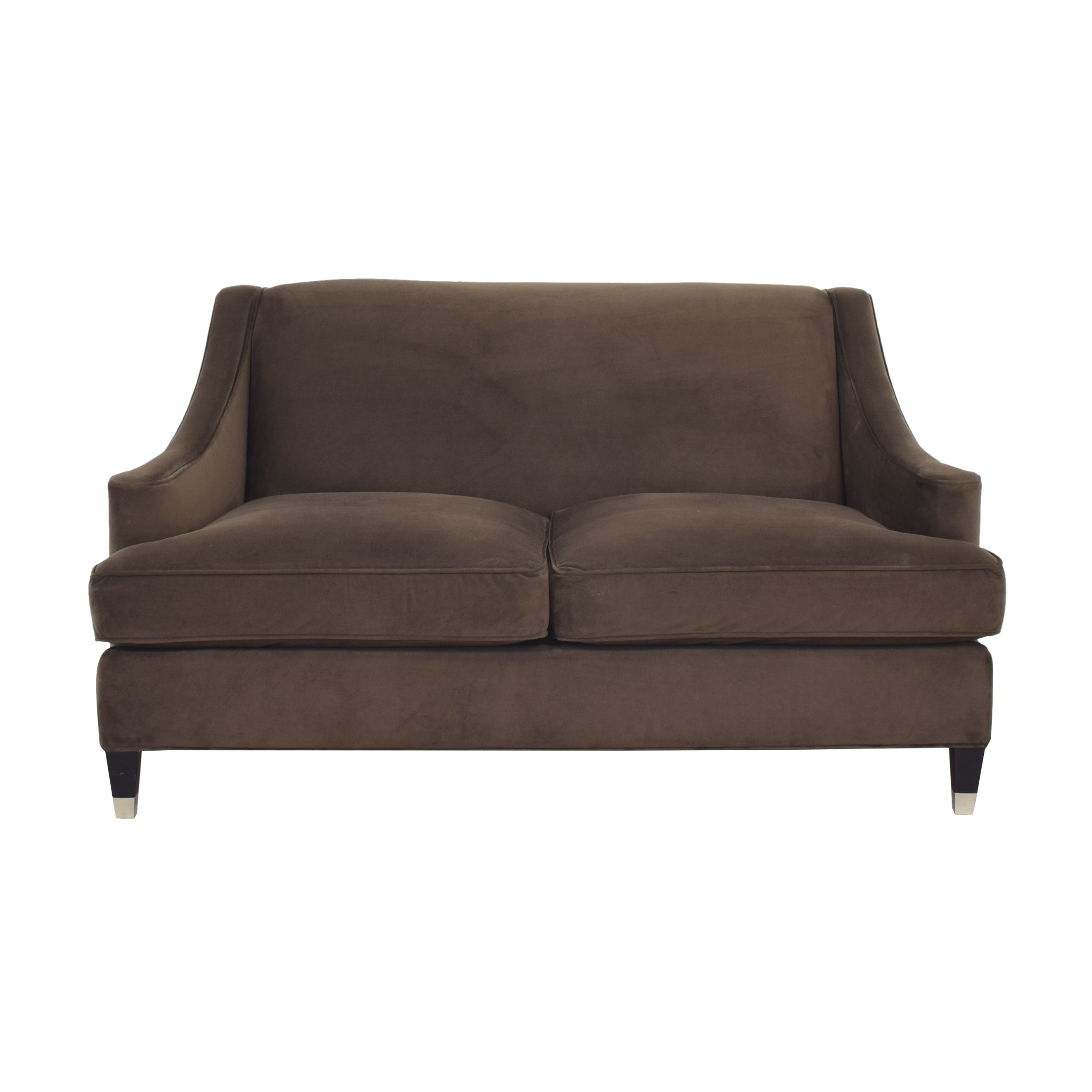 Room & Board Room & Board Loring Walnut Loveseat Loveseats