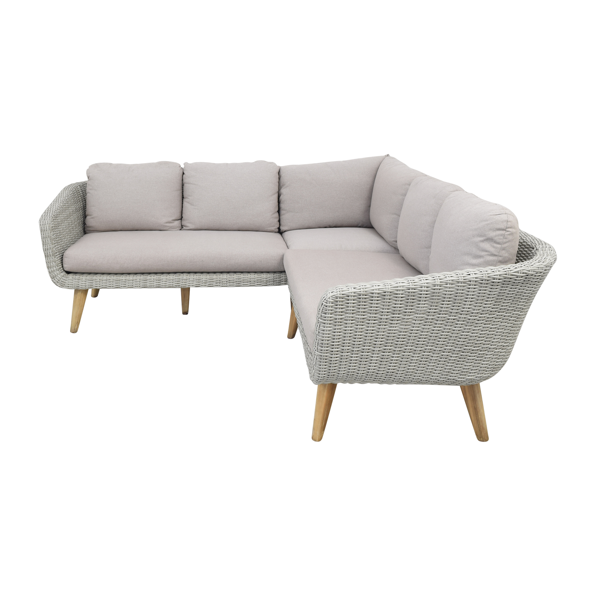 Article Article Ora Beach Sand Sectional used