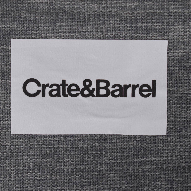 Crate & Barrel Crate & Barrel Davis Queen Sleeper Sofa nj