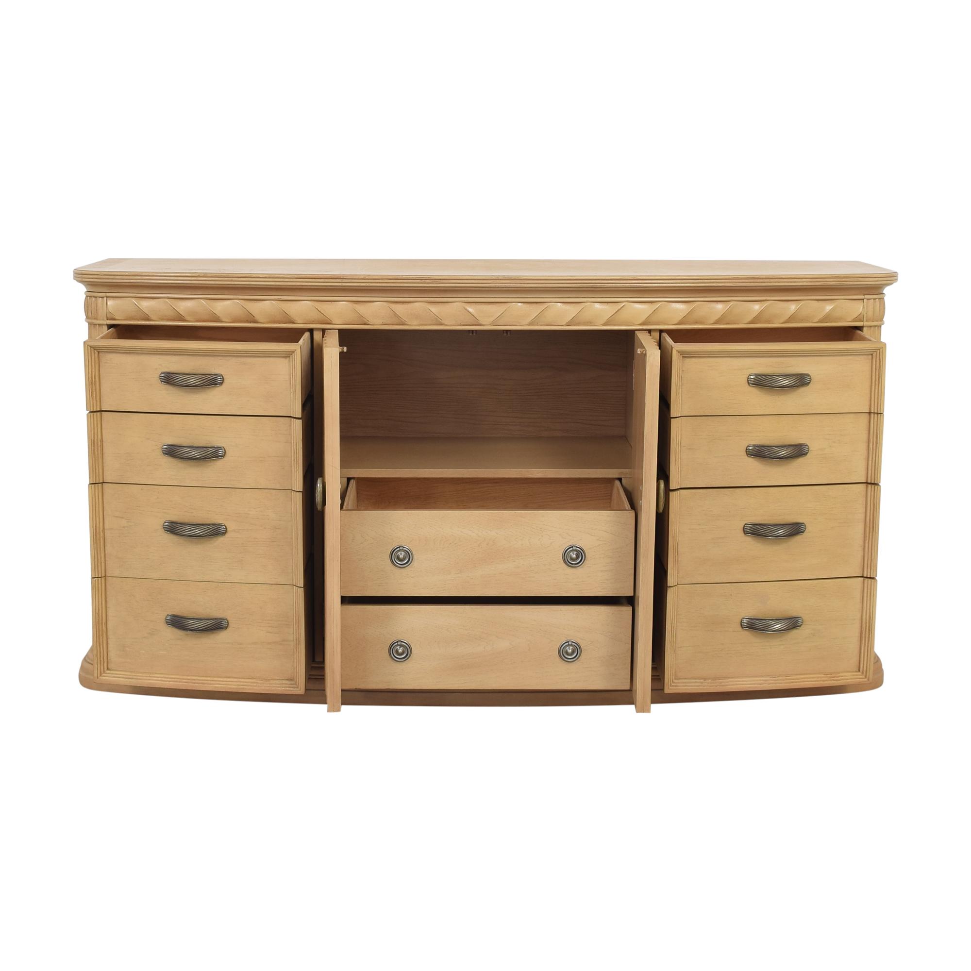 Bernhardt Bernhardt Dresser with Cabinet light brown