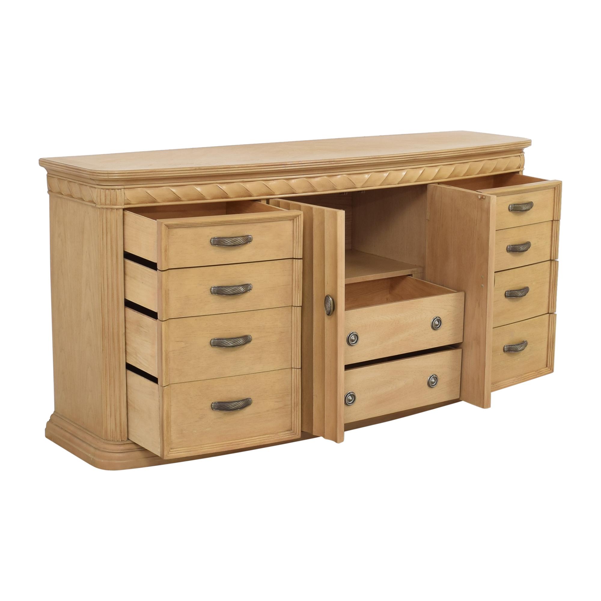 Bernhardt Bernhardt Dresser with Cabinet