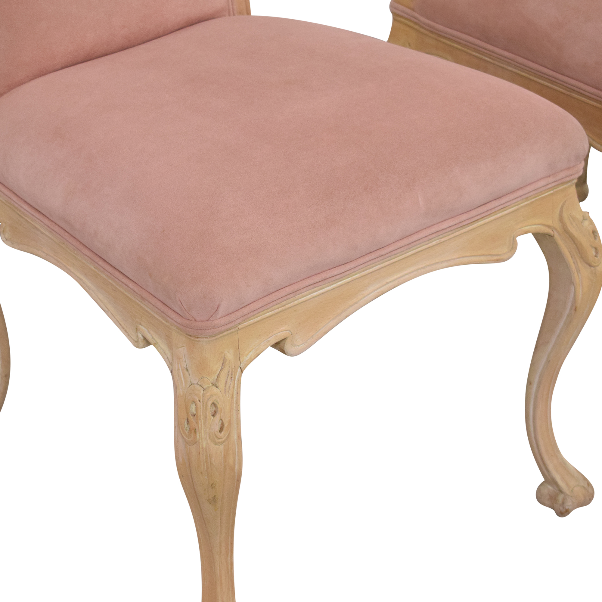 High Back Upholstered Dining Chairs / Dining Chairs