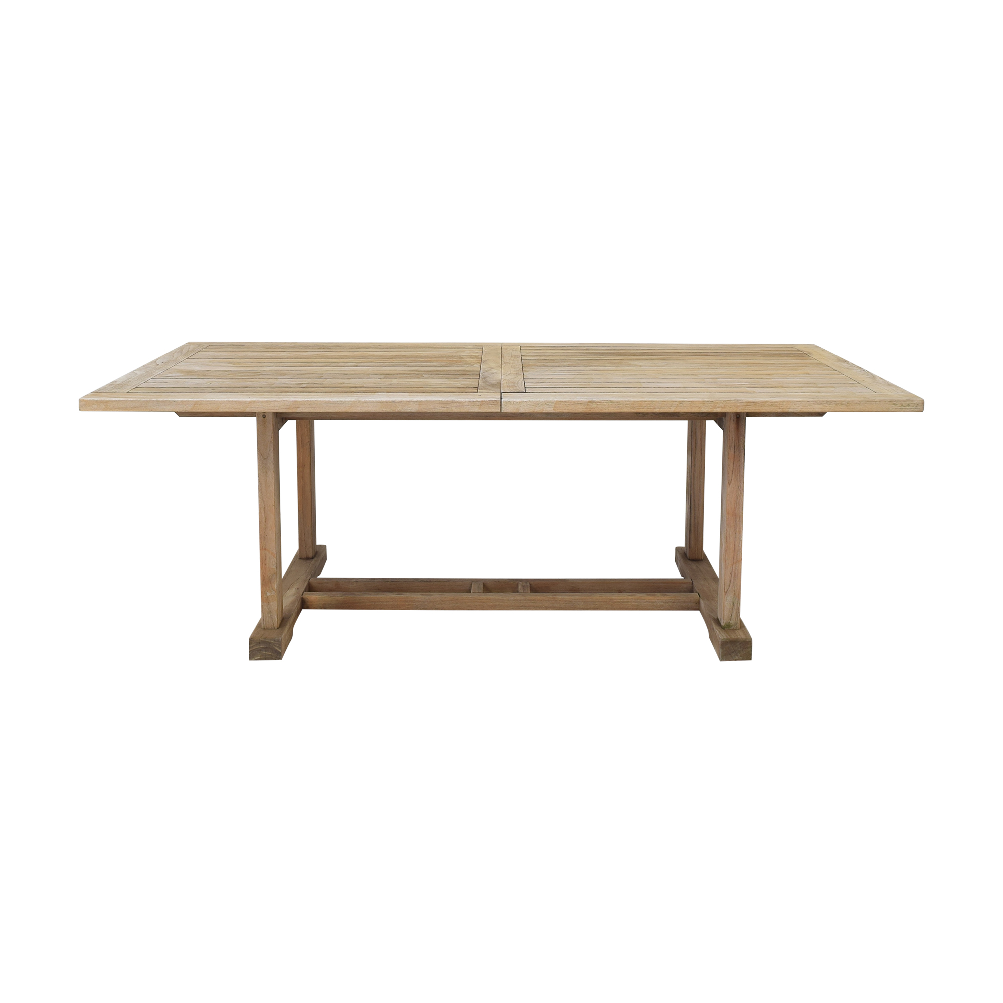 Gloster Gloster Rustic Dining Table dimensions