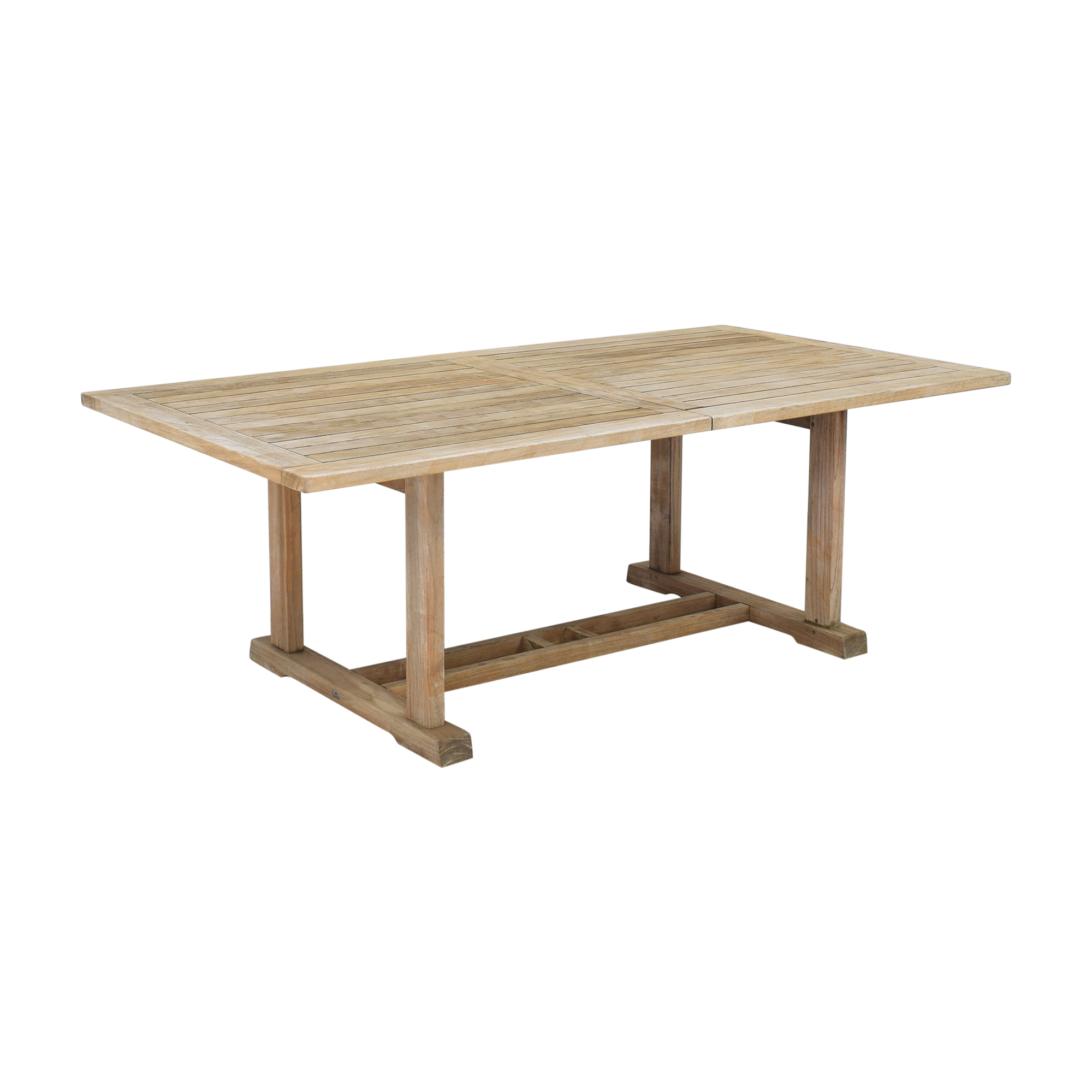 Gloster Gloster Rustic Dining Table Tables