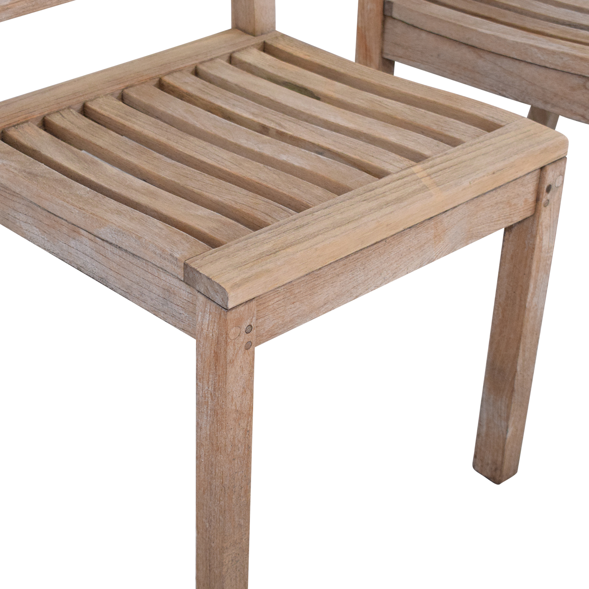 Gloster Gloster Wooden Dining Chairs for sale