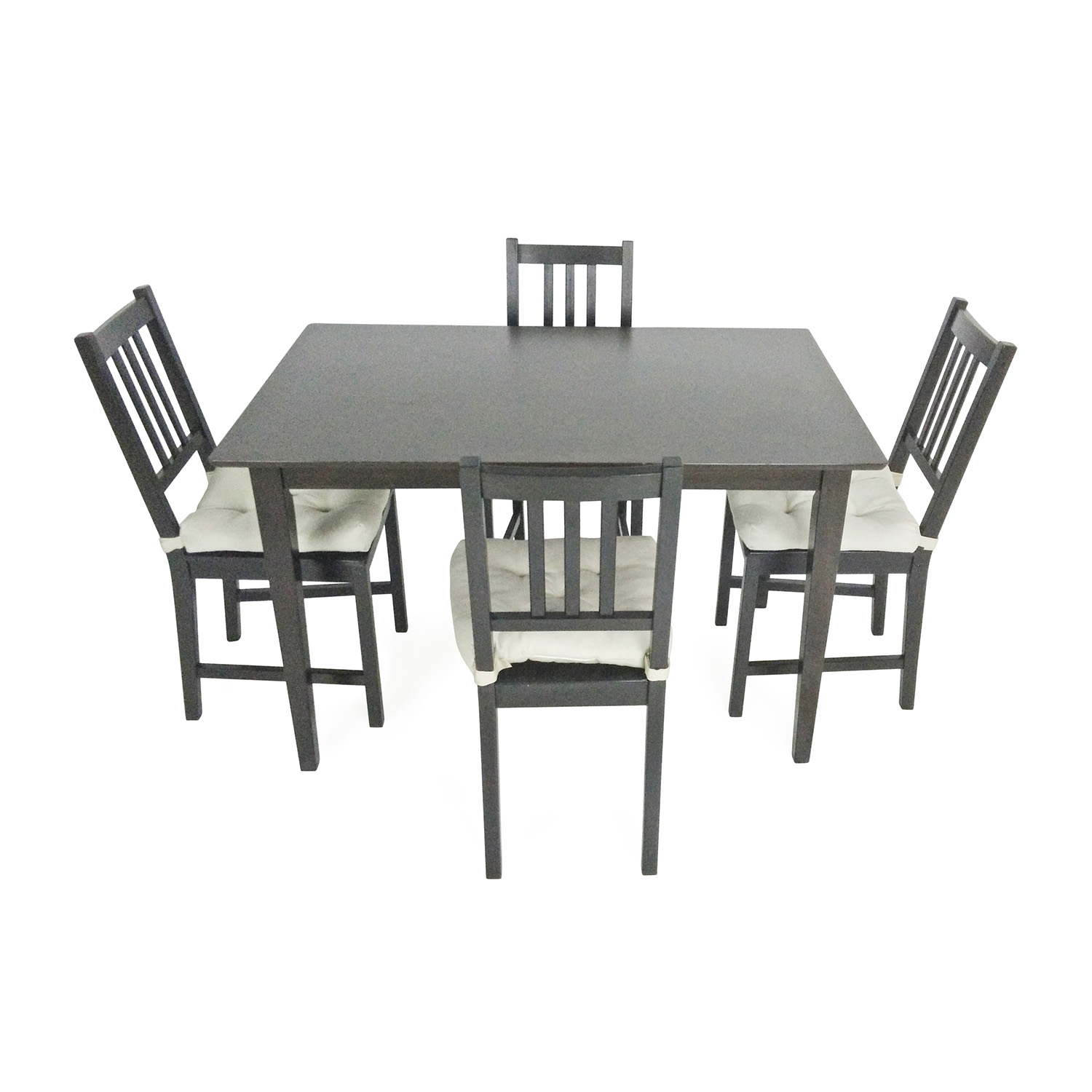 Ikea Dining Sets How To Update An Ikea Dining Set Charming Ideas